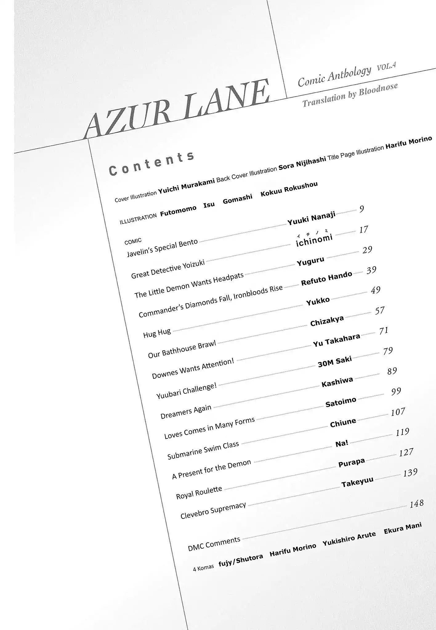 Manga Azur Lane Comic Anthology - Chapter 51 Page 8
