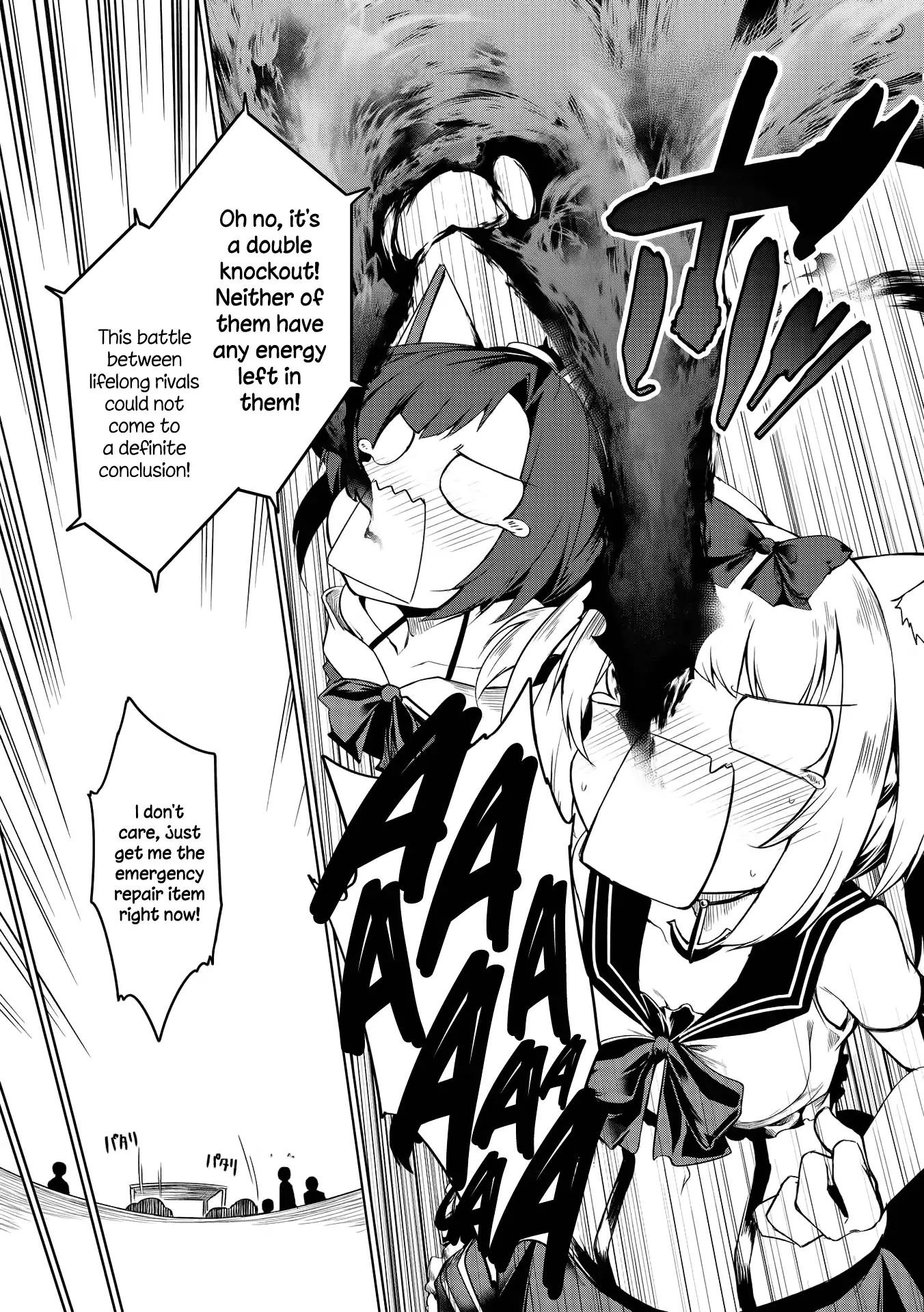 Manga Azur Lane Comic Anthology - Chapter 38 Page 13