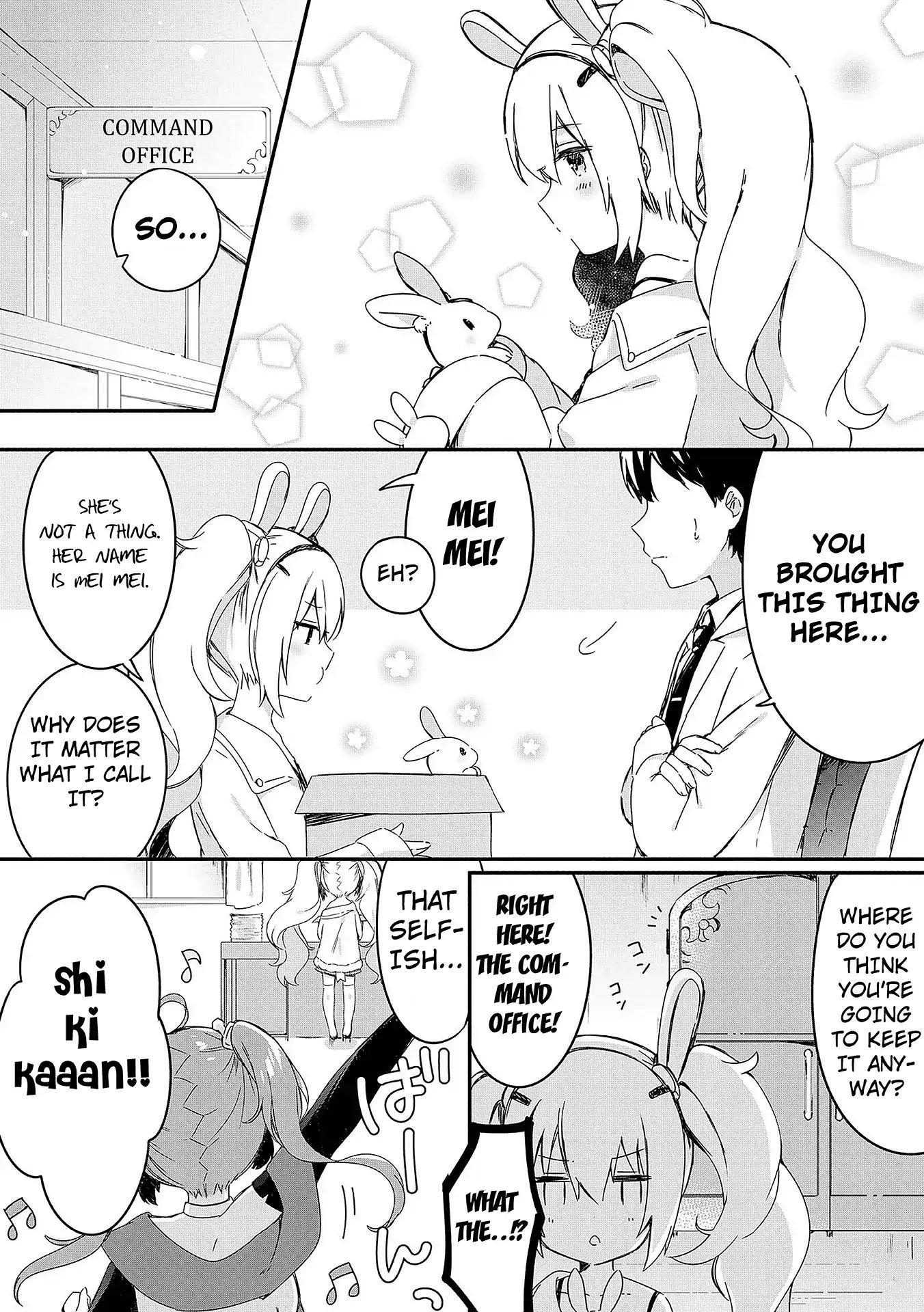 Manga Azur Lane Comic Anthology - Chapter 28 Page 2