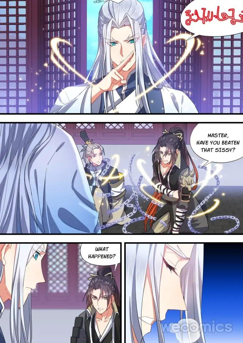 Manga Tale of Dragon Morph - Chapter 60 Page 7