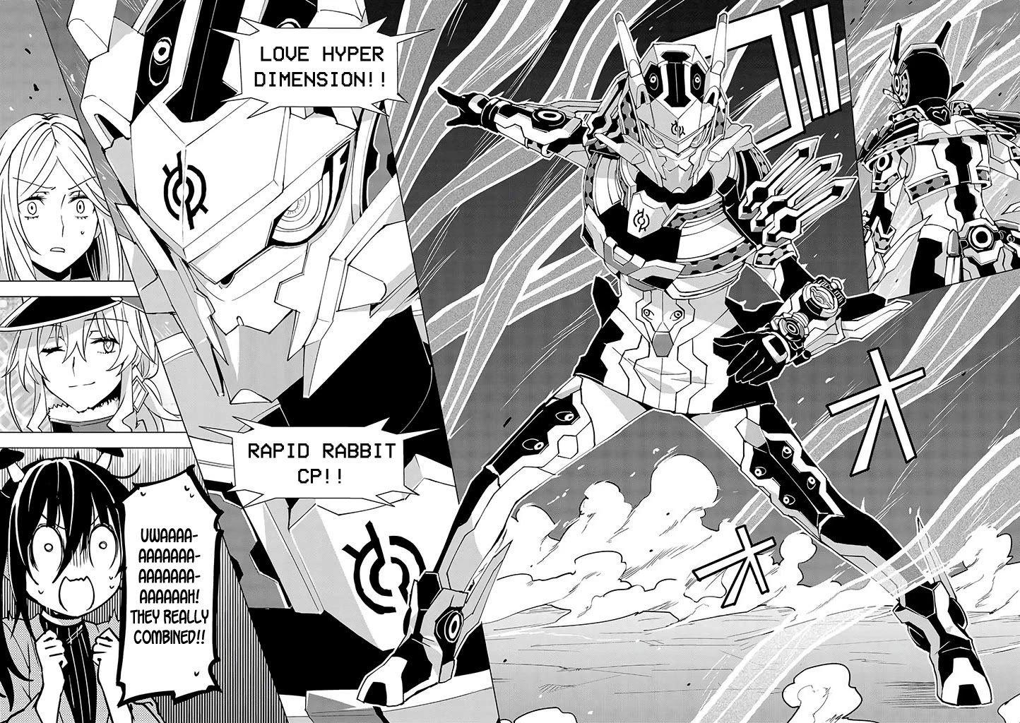 Manga Hero-san and Former General-san - Chapter 15 Page 8