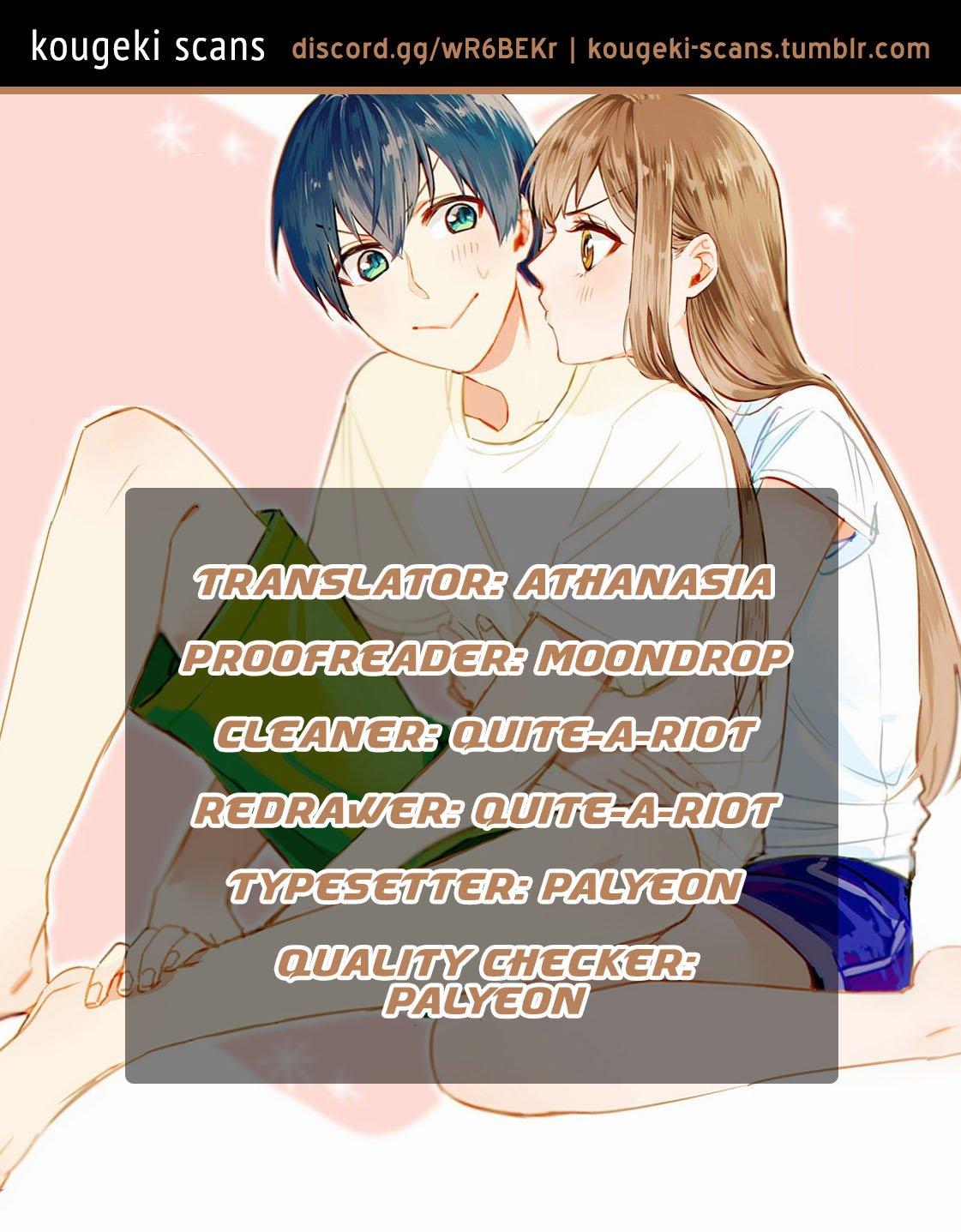 Manga My Perfect Girlfriend! - Chapter 25 Page 1