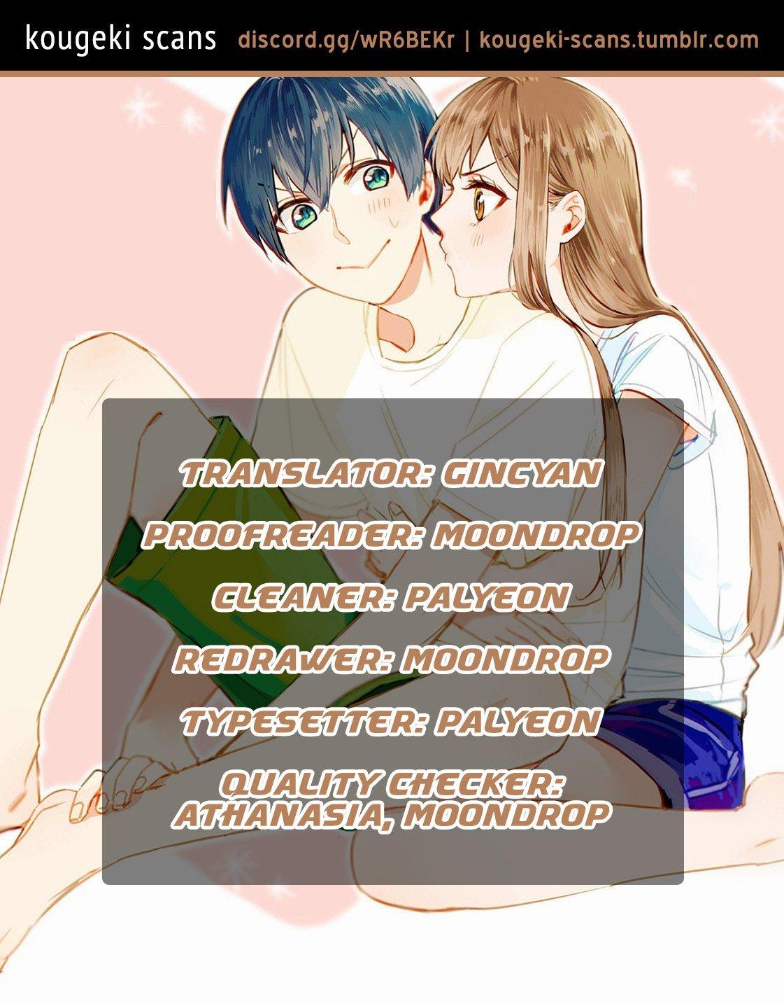 Manga My Perfect Girlfriend! - Chapter 31 Page 1