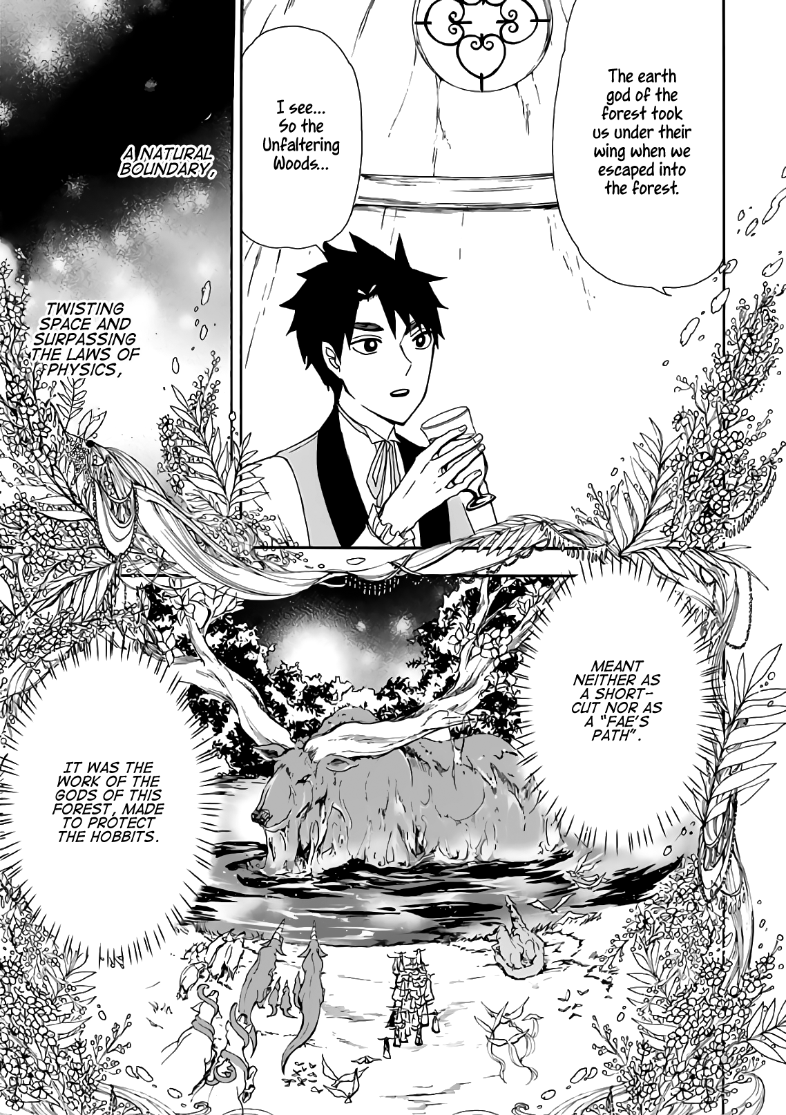 Manga Gourmet In Different World. - Chapter 14 Page 21