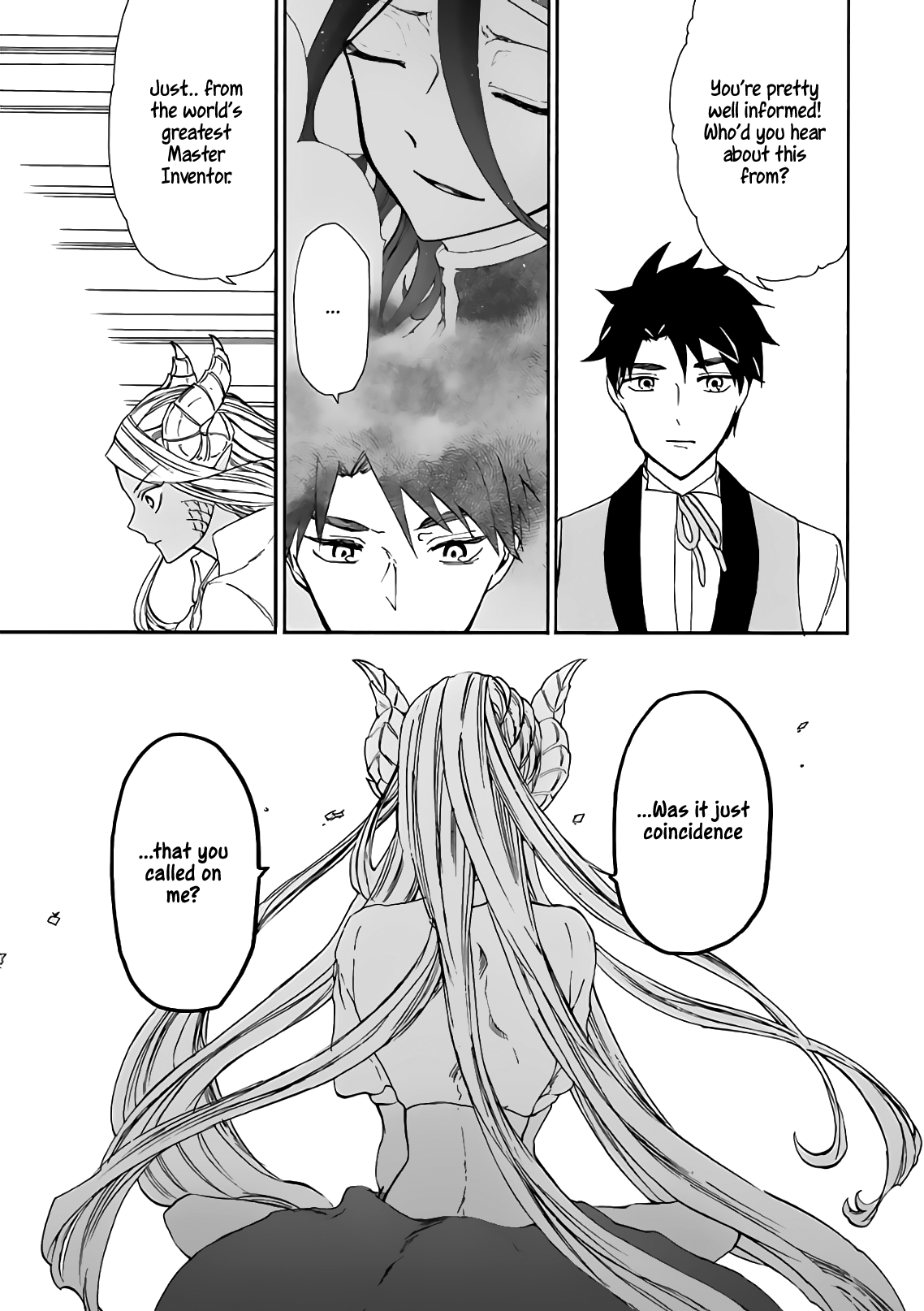 Manga Gourmet In Different World. - Chapter 14 Page 7
