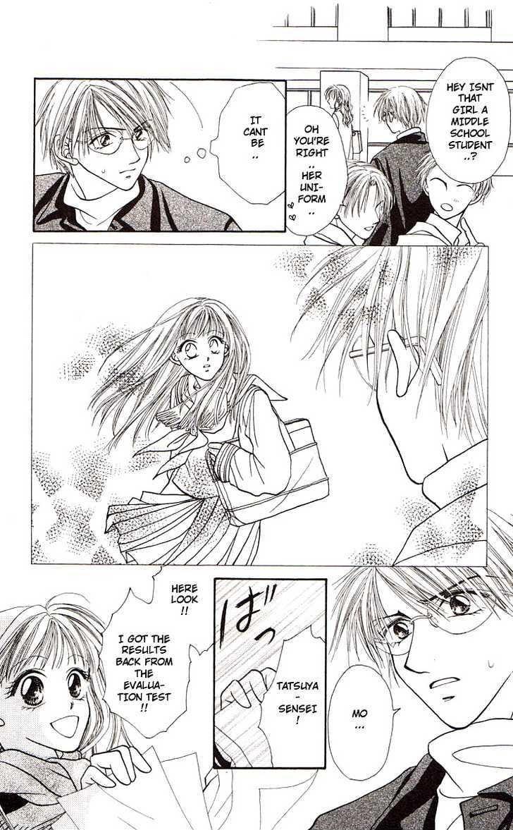 Manga Mitsu x Mitsu Drops - Chapter 47 Page 24