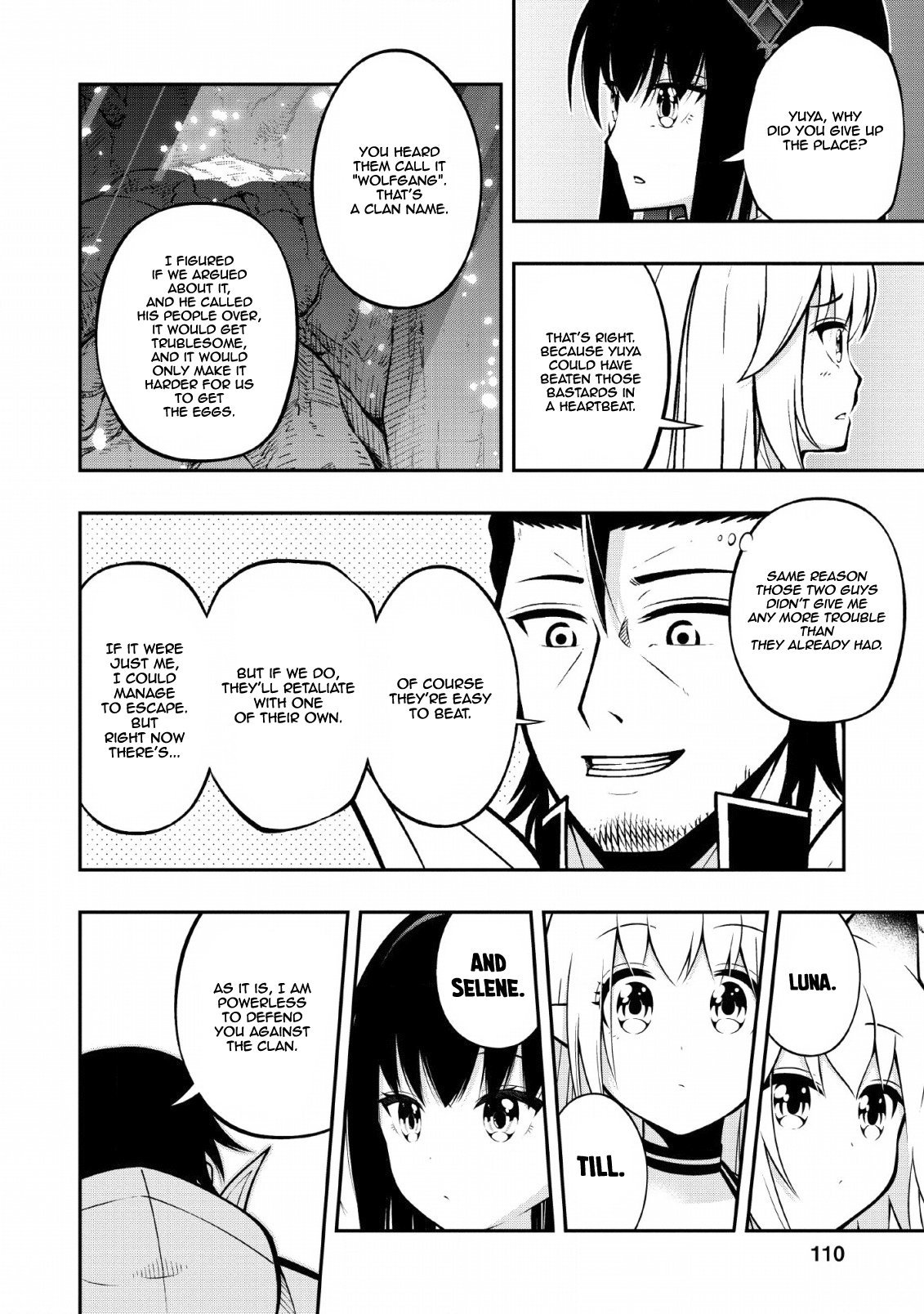 Manga The Old Man Who Got a Second Round in Another World - Chapter 9 Page 19