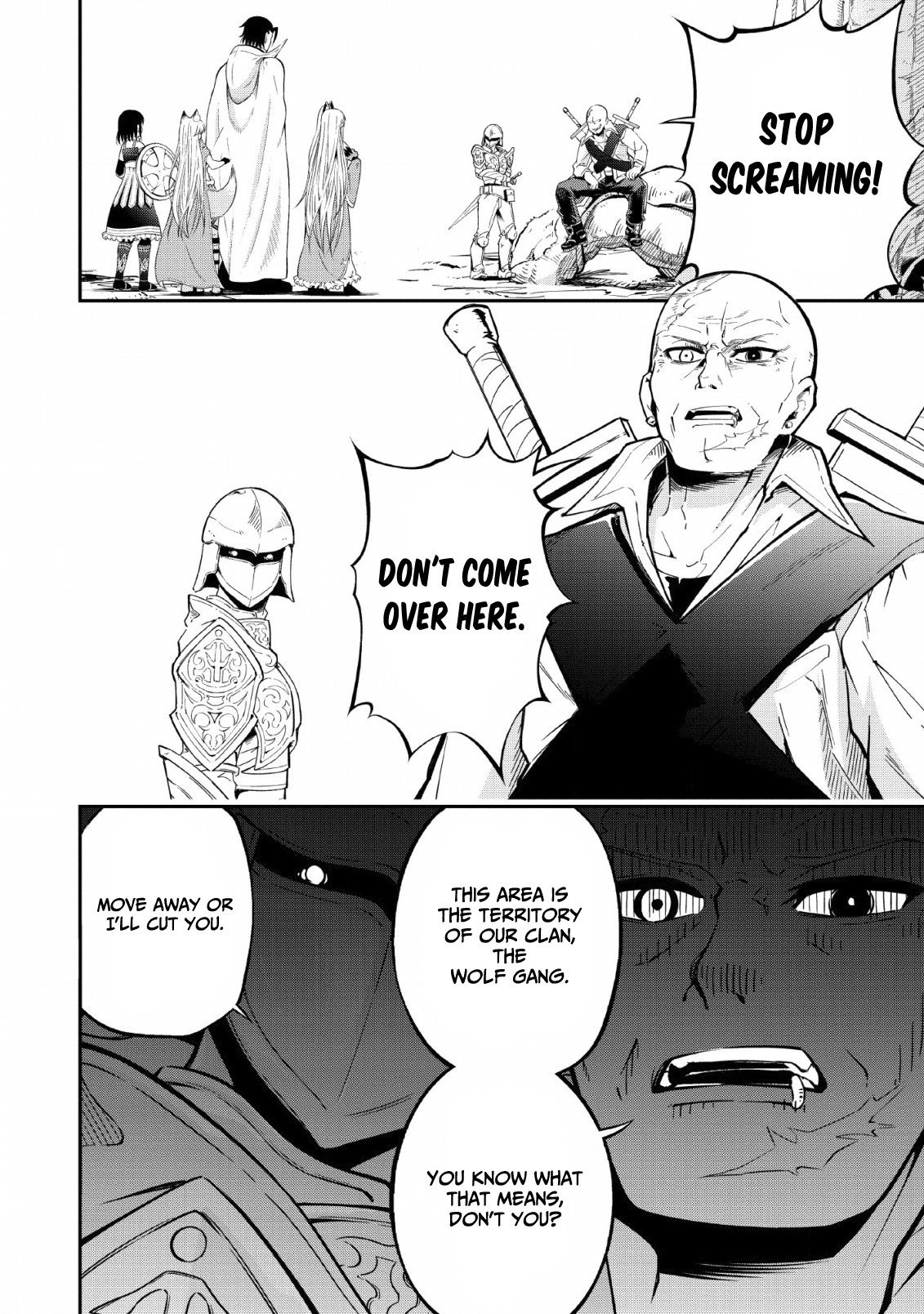 Manga The Old Man Who Got a Second Round in Another World - Chapter 9 Page 17