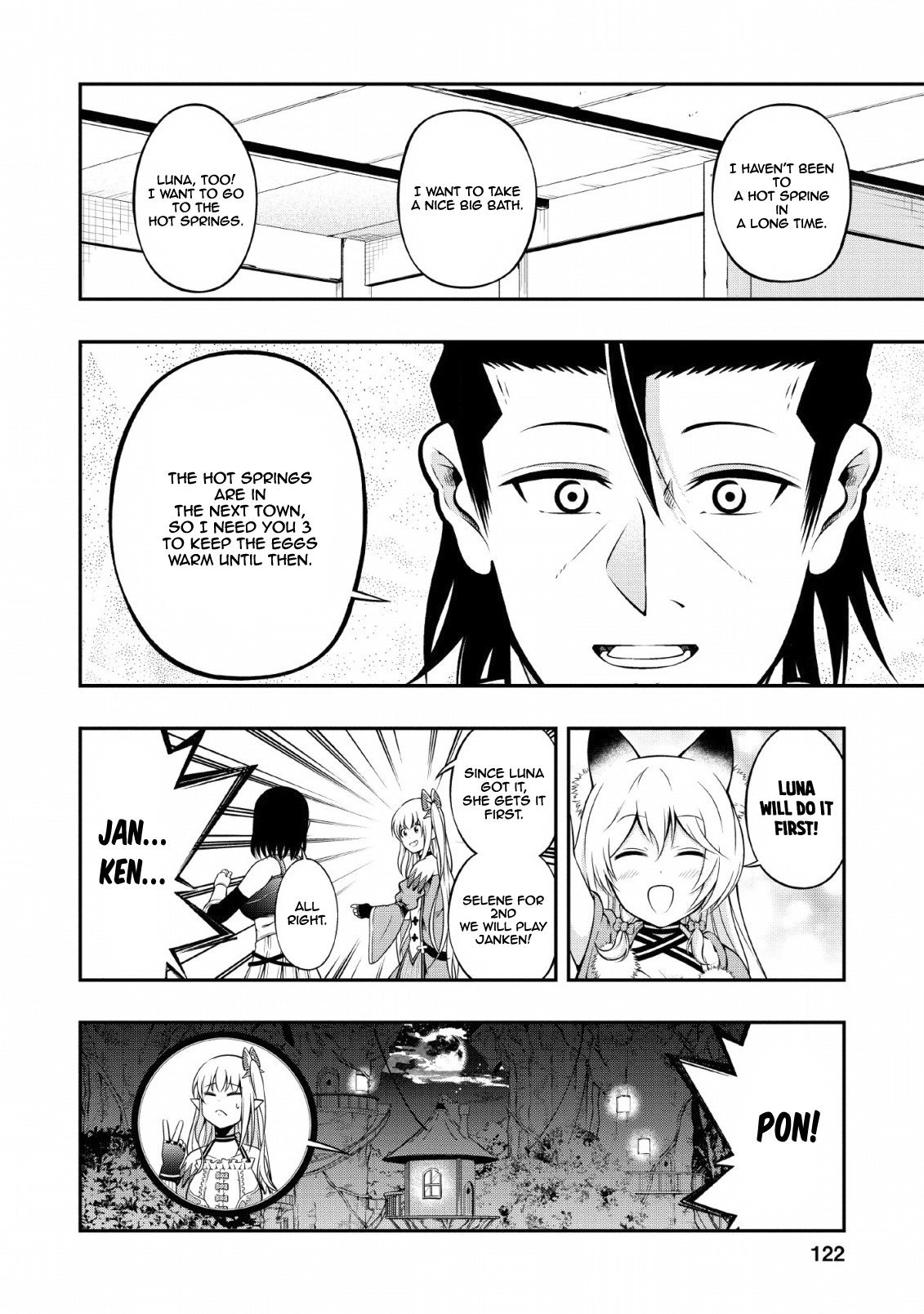 Manga The Old Man Who Got a Second Round in Another World - Chapter 9 Page 31