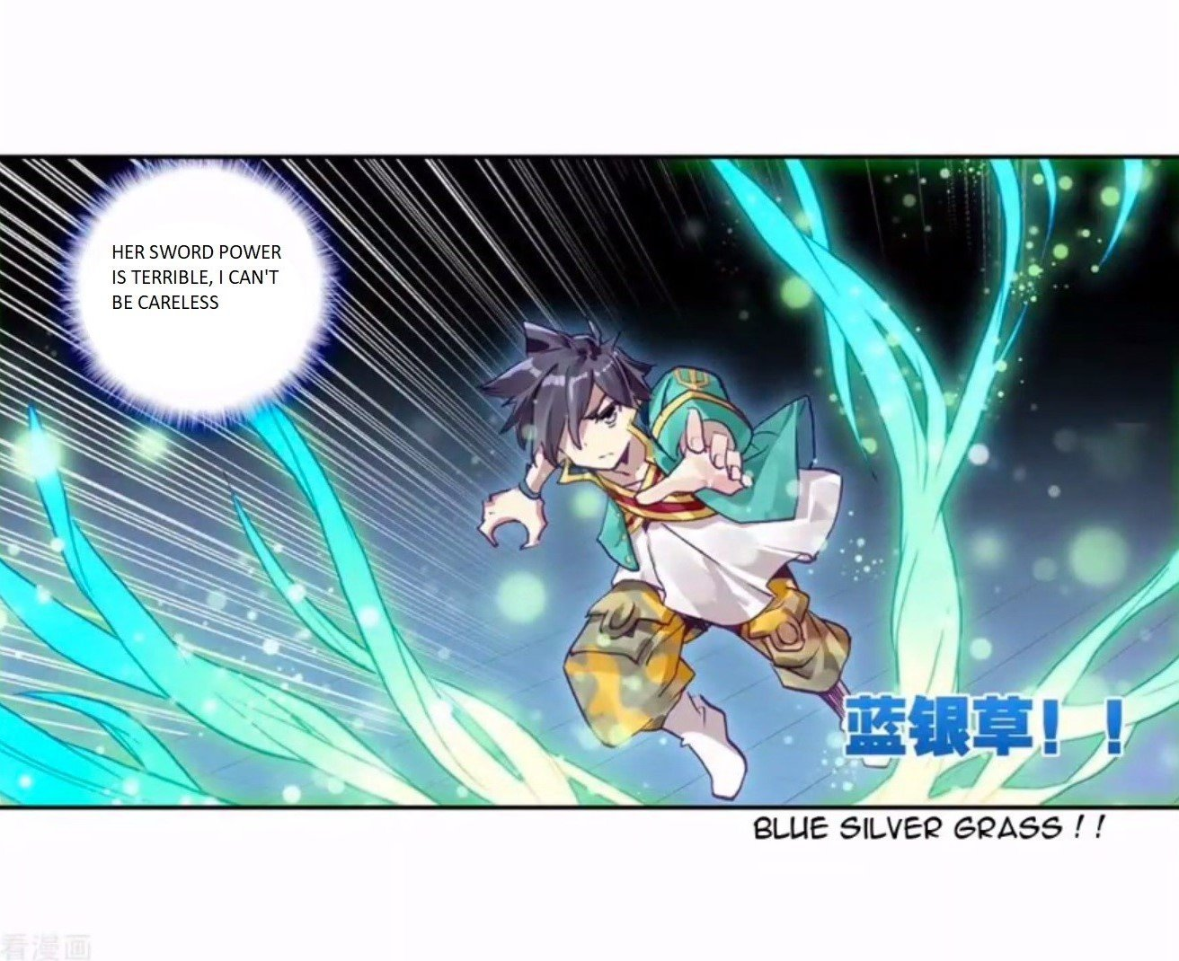 Manga Soul Land III - Chapter 121 Page 17