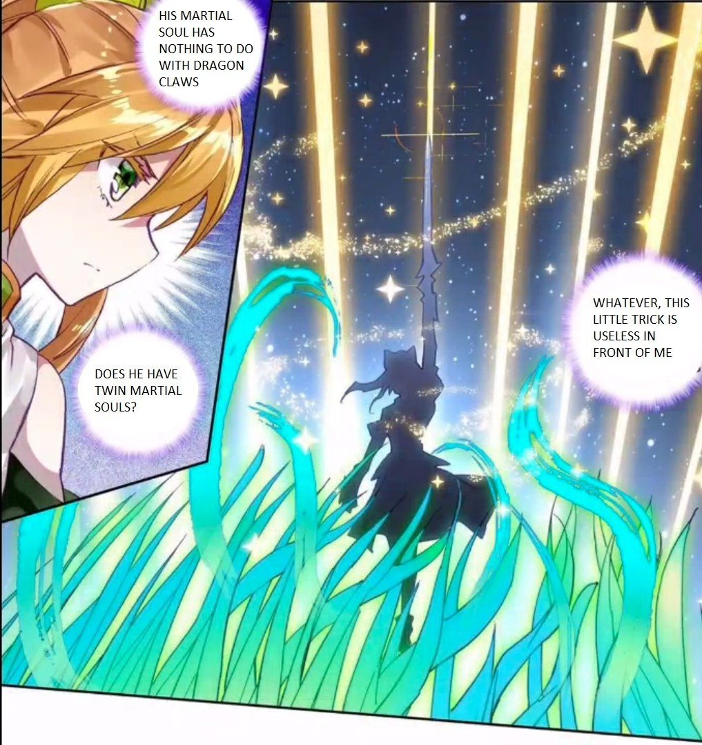 Manga Soul Land III - Chapter 121 Page 18