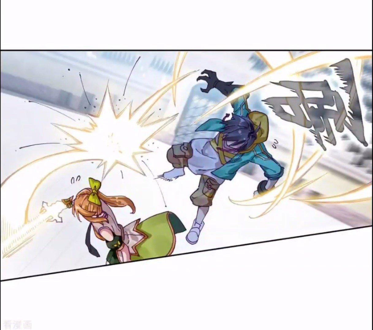 Manga Soul Land III - Chapter 121 Page 10