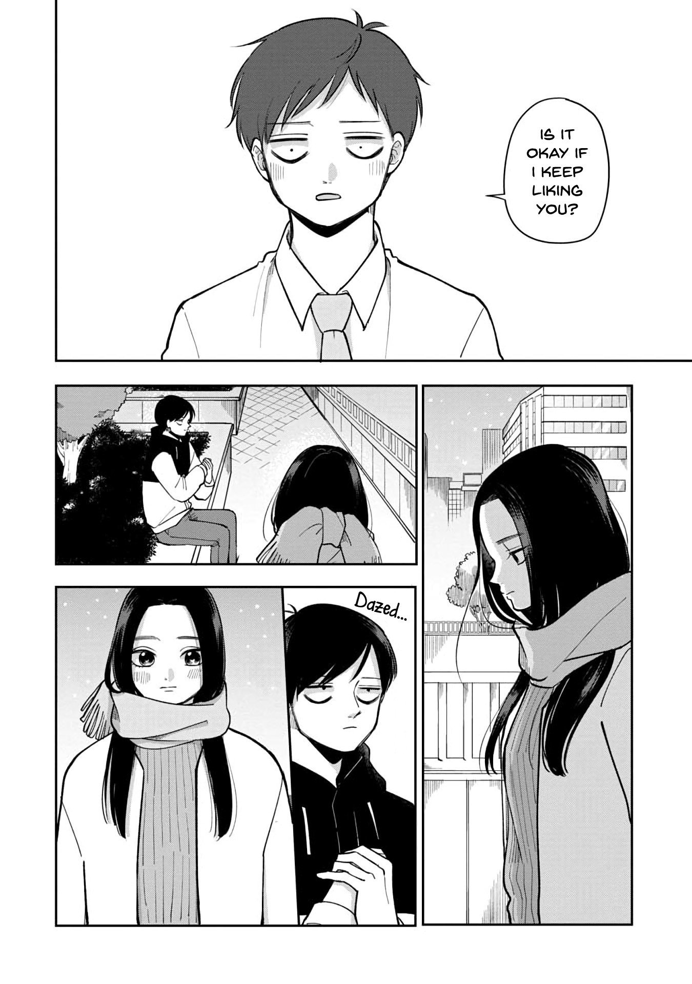 Manga The Two Gets by Tomorrow Too, More or Less. - Chapter 38 Page 5