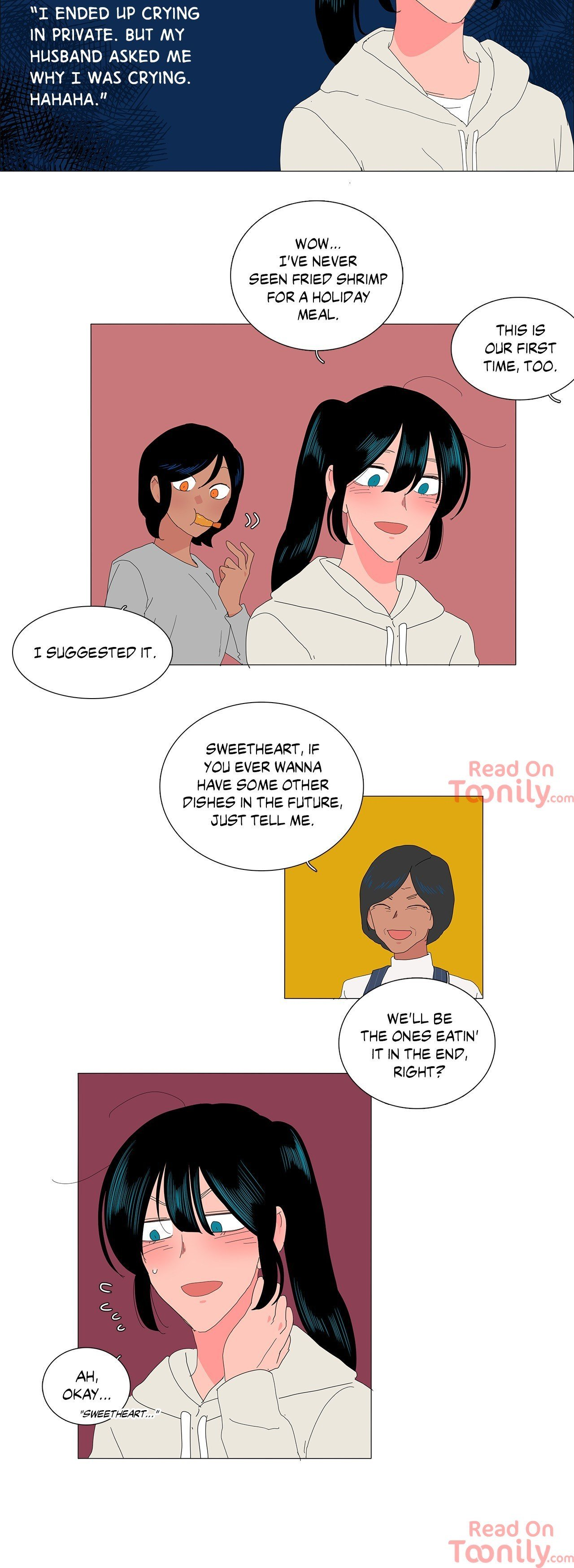 Manga The Lady and Her Butler - Chapter 126 Page 3