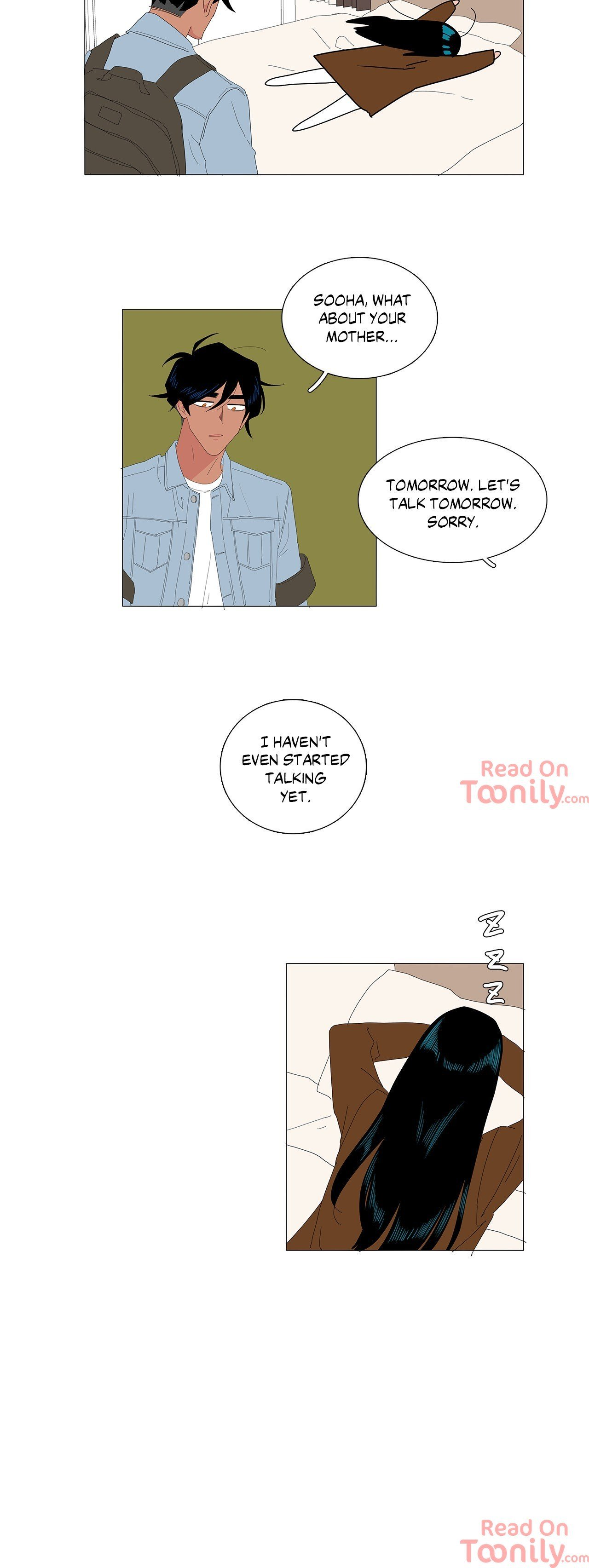 Manga The Lady and Her Butler - Chapter 126 Page 12