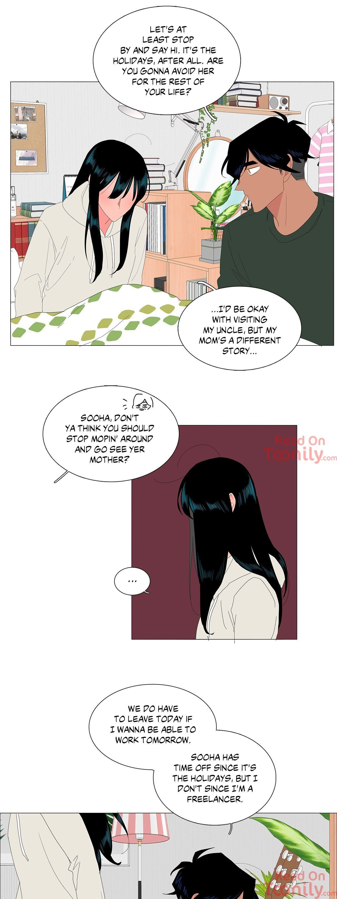 Manga The Lady and Her Butler - Chapter 126 Page 10