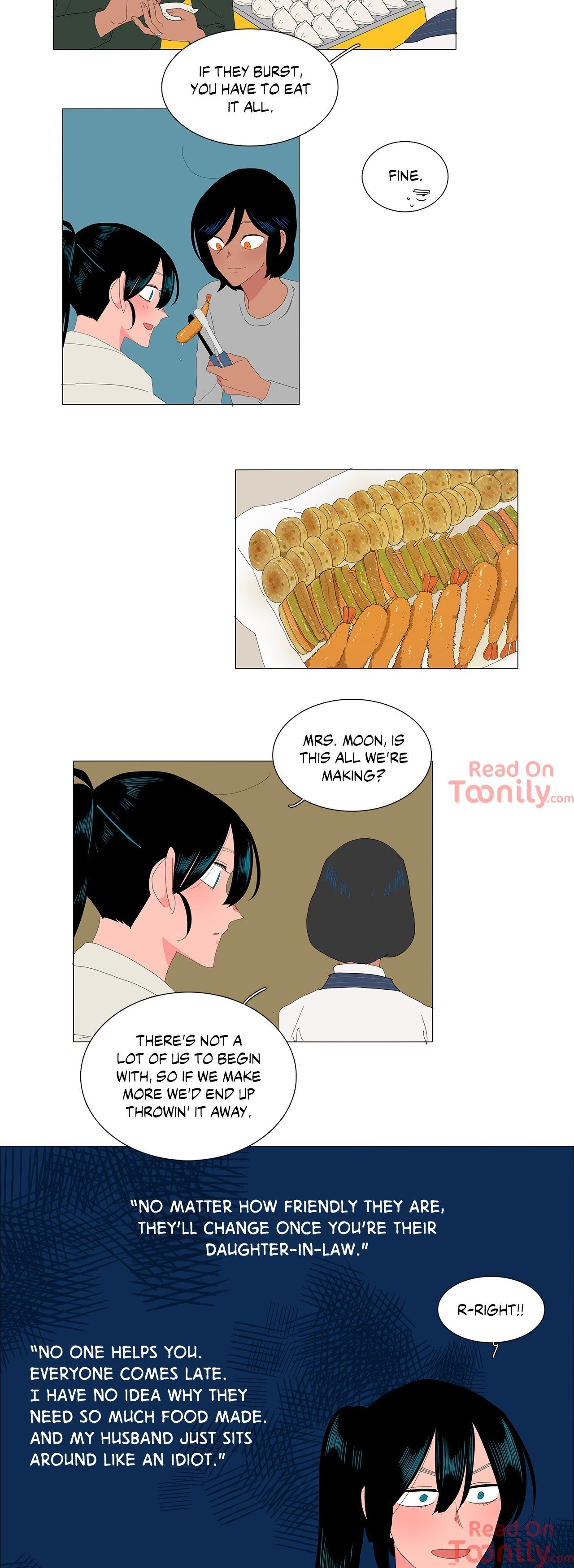 Manga The Lady and Her Butler - Chapter 126 Page 2
