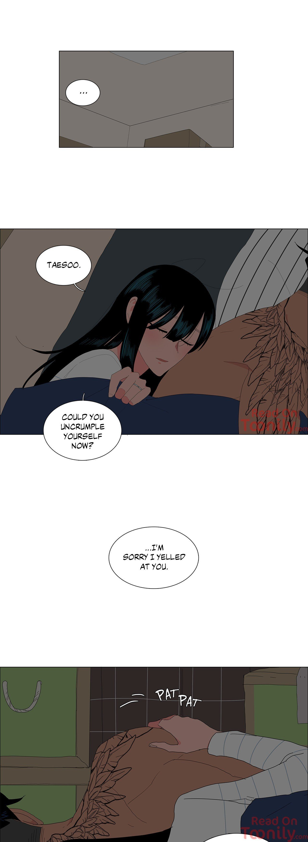 Manga The Lady and Her Butler - Chapter 129 Page 16