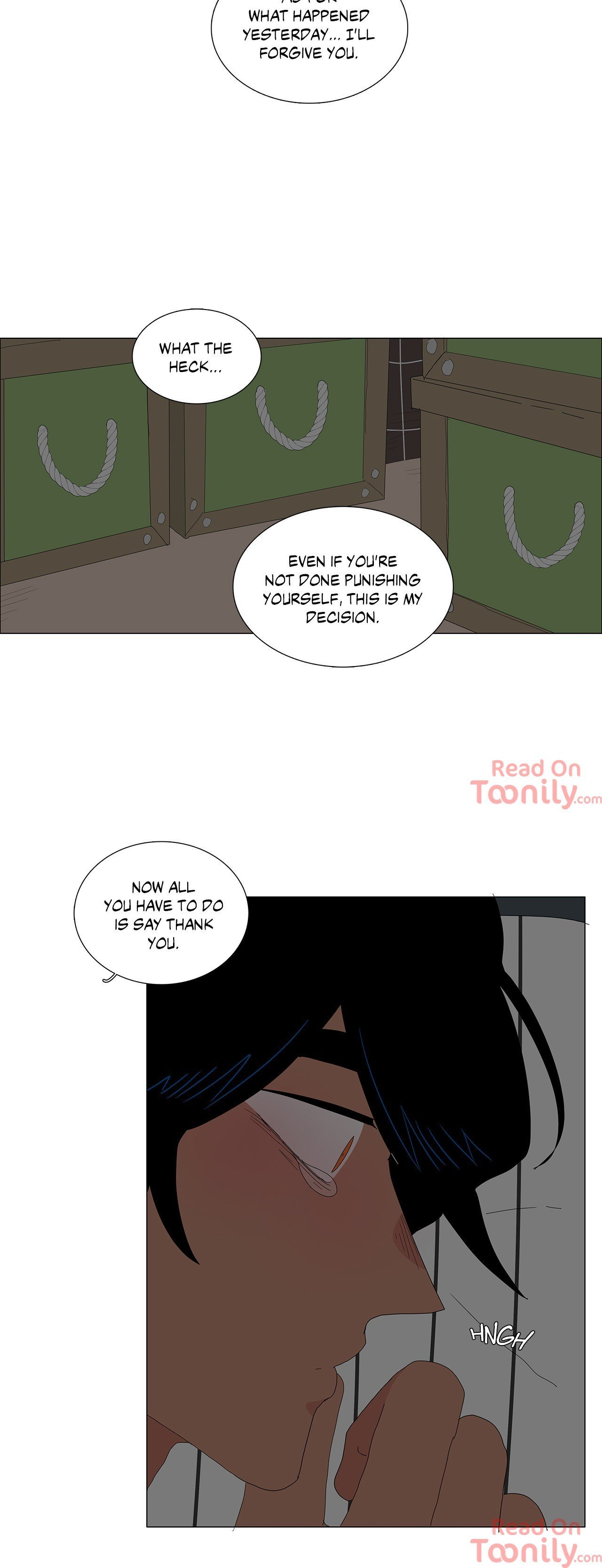 Manga The Lady and Her Butler - Chapter 129 Page 20
