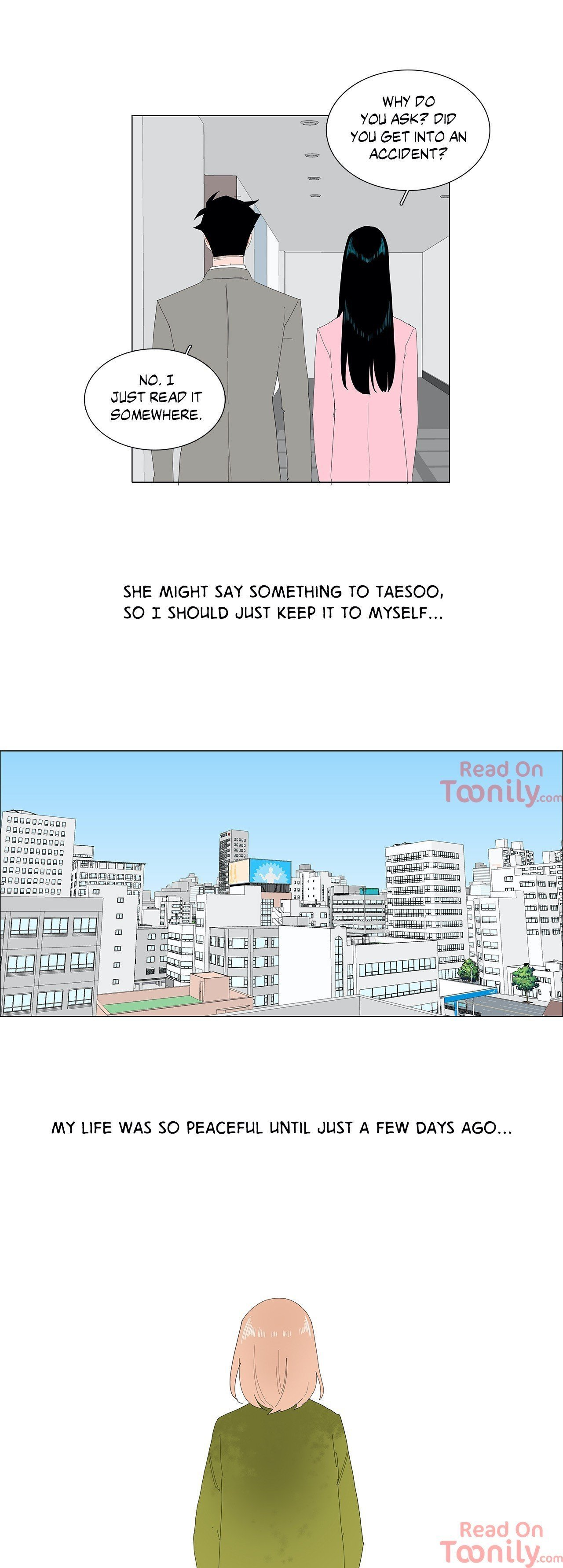 Manga The Lady and Her Butler - Chapter 132 Page 13