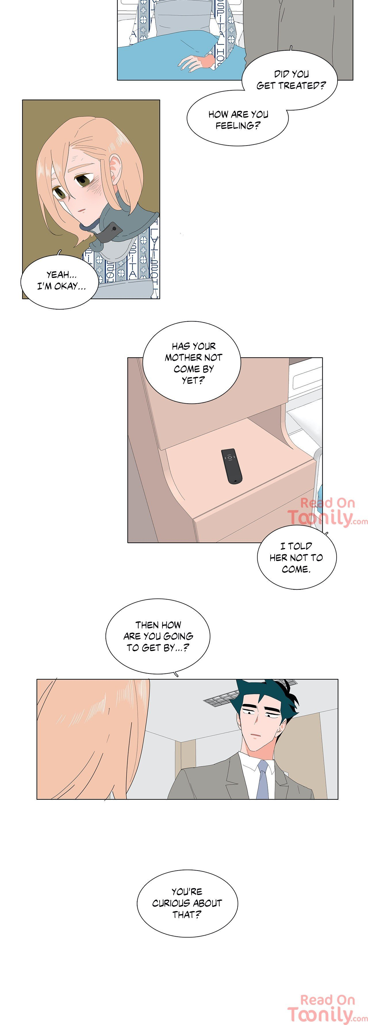 Manga The Lady and Her Butler - Chapter 132 Page 15