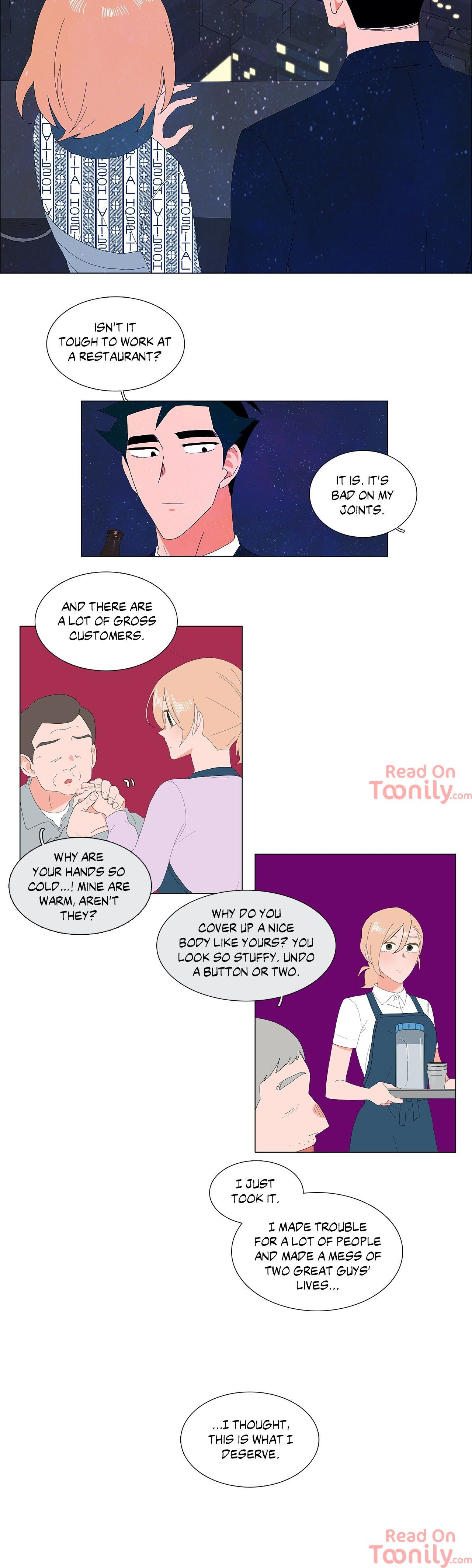 Manga The Lady and Her Butler - Chapter 134 Page 9