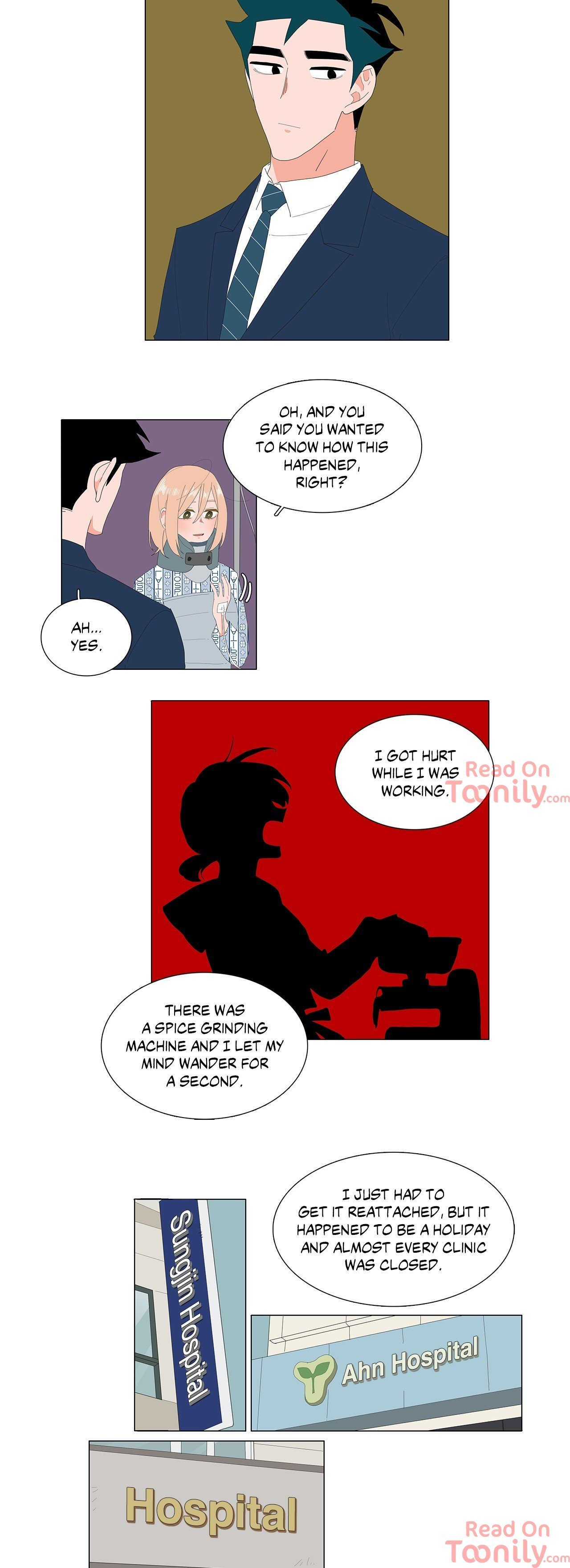 Manga The Lady and Her Butler - Chapter 134 Page 11