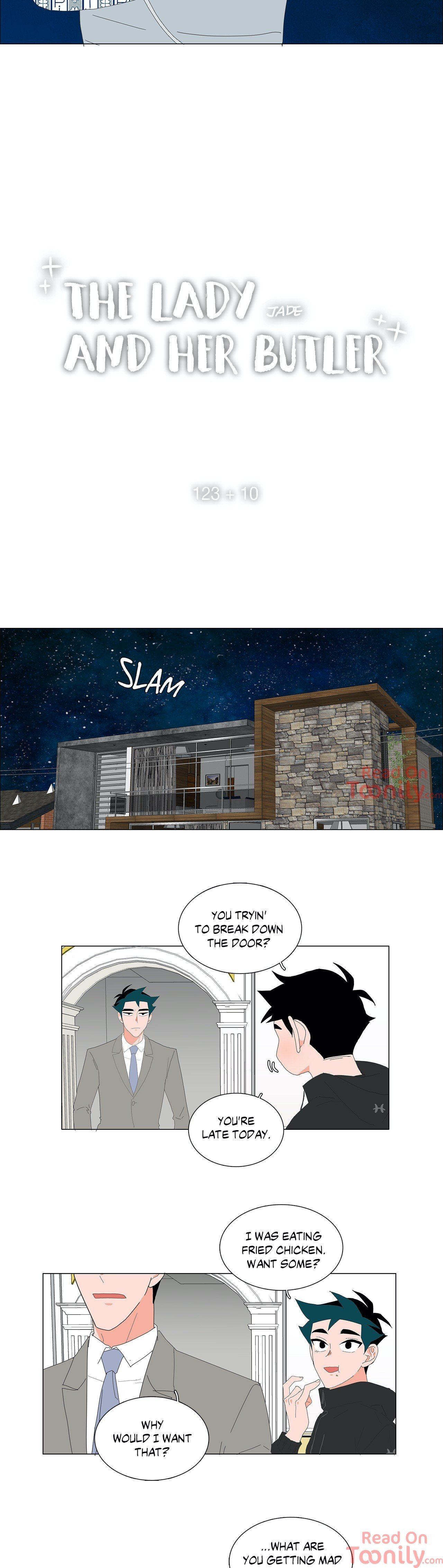 Manga The Lady and Her Butler - Chapter 133 Page 9