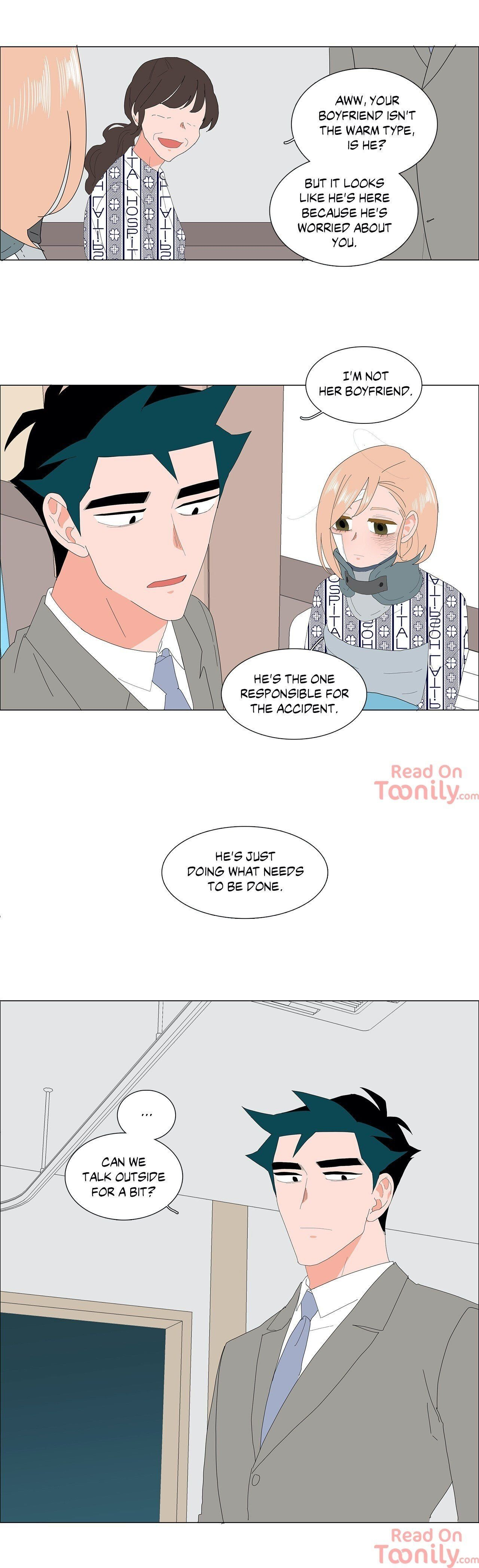 Manga The Lady and Her Butler - Chapter 133 Page 1