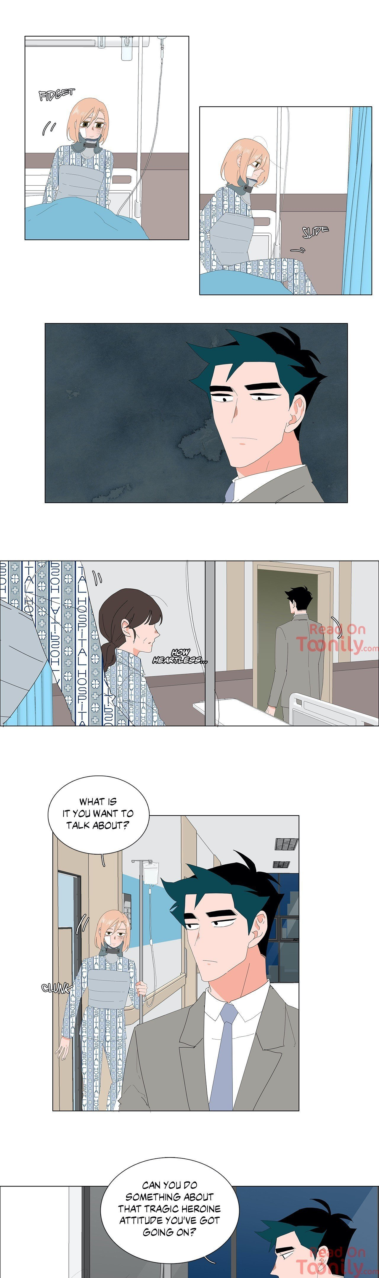 Manga The Lady and Her Butler - Chapter 133 Page 2