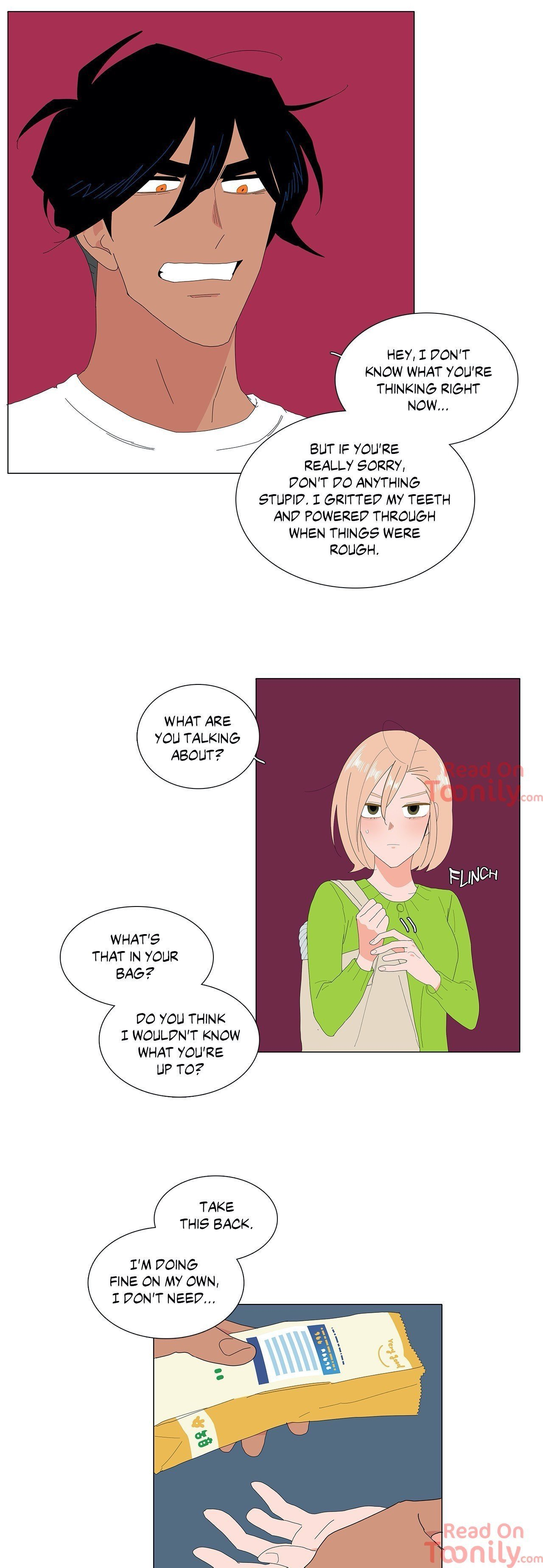 Manga The Lady and Her Butler - Chapter 135 Page 15