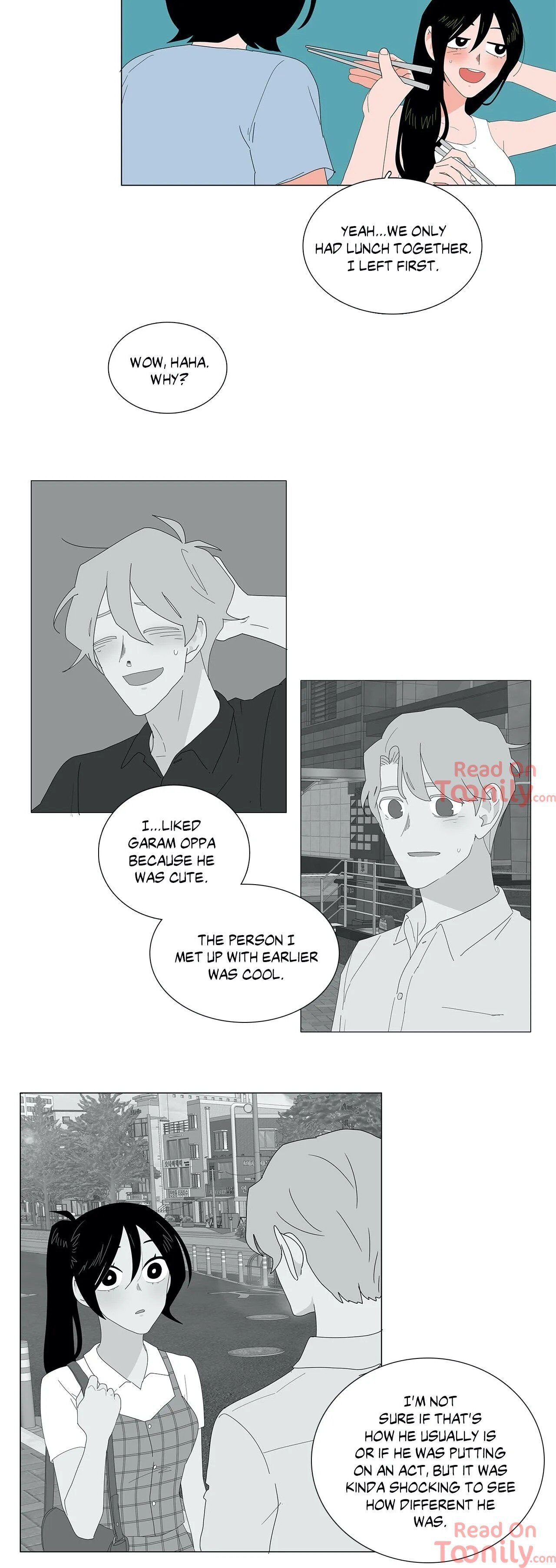 Manga The Lady and Her Butler - Chapter 140 Page 8