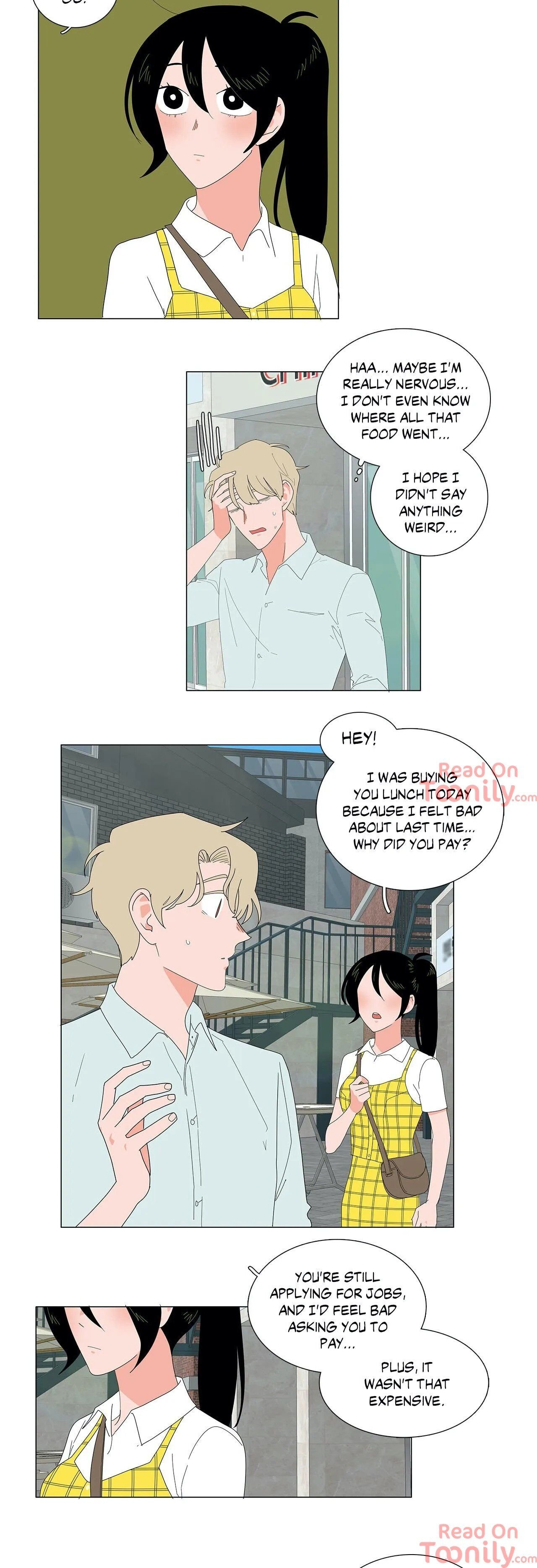 Manga The Lady and Her Butler - Chapter 139 Page 11