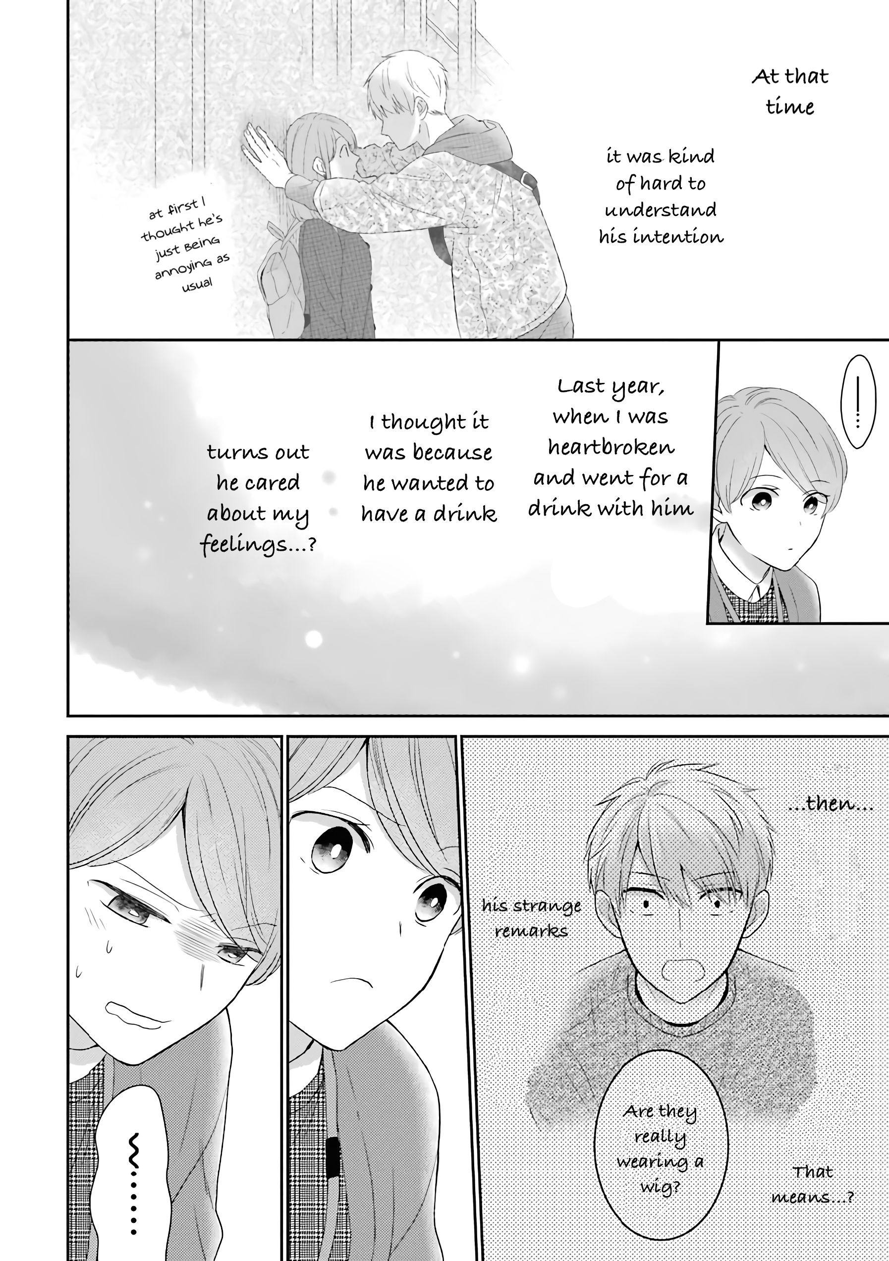 Manga I'm Around Thirty And Finally In Love - Chapter 42 Page 5