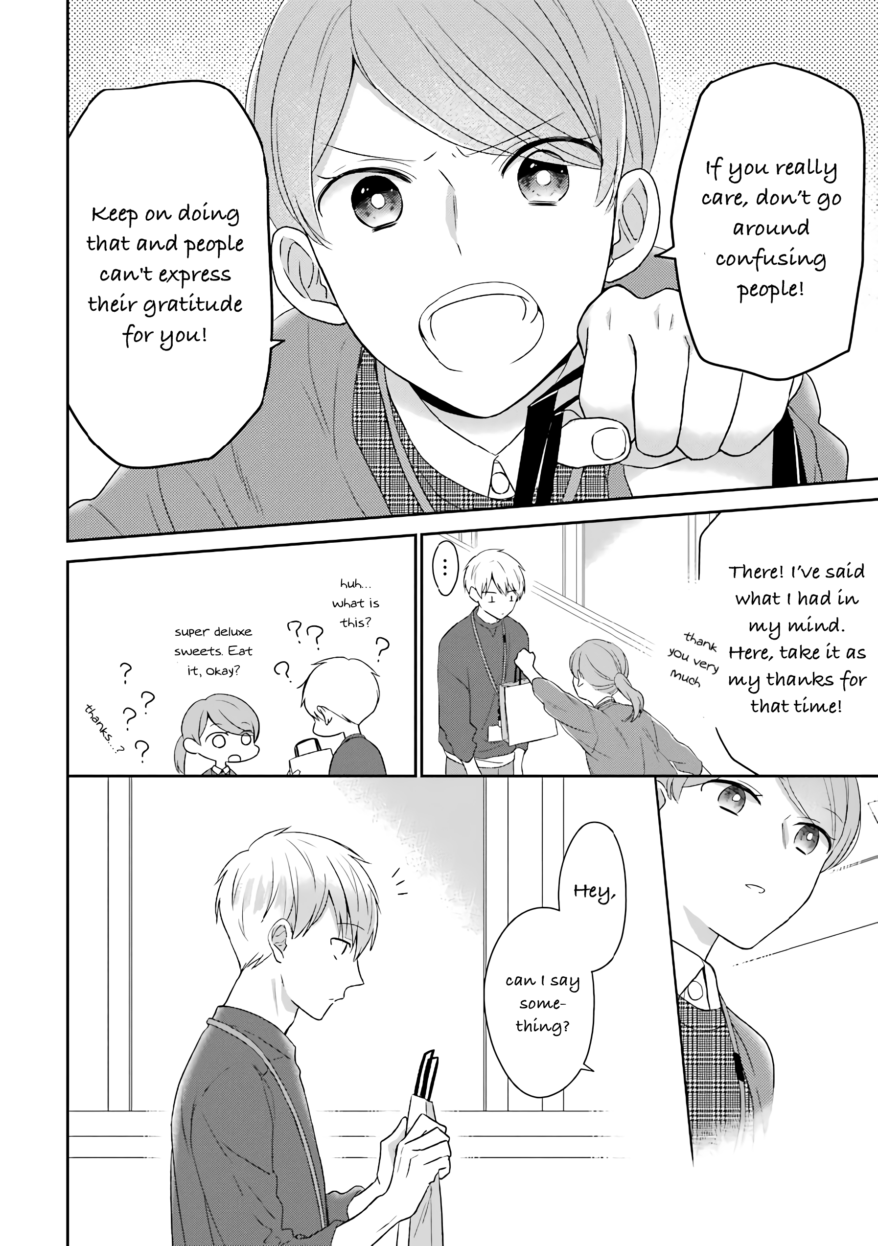 Manga I'm Around Thirty And Finally In Love - Chapter 42 Page 7
