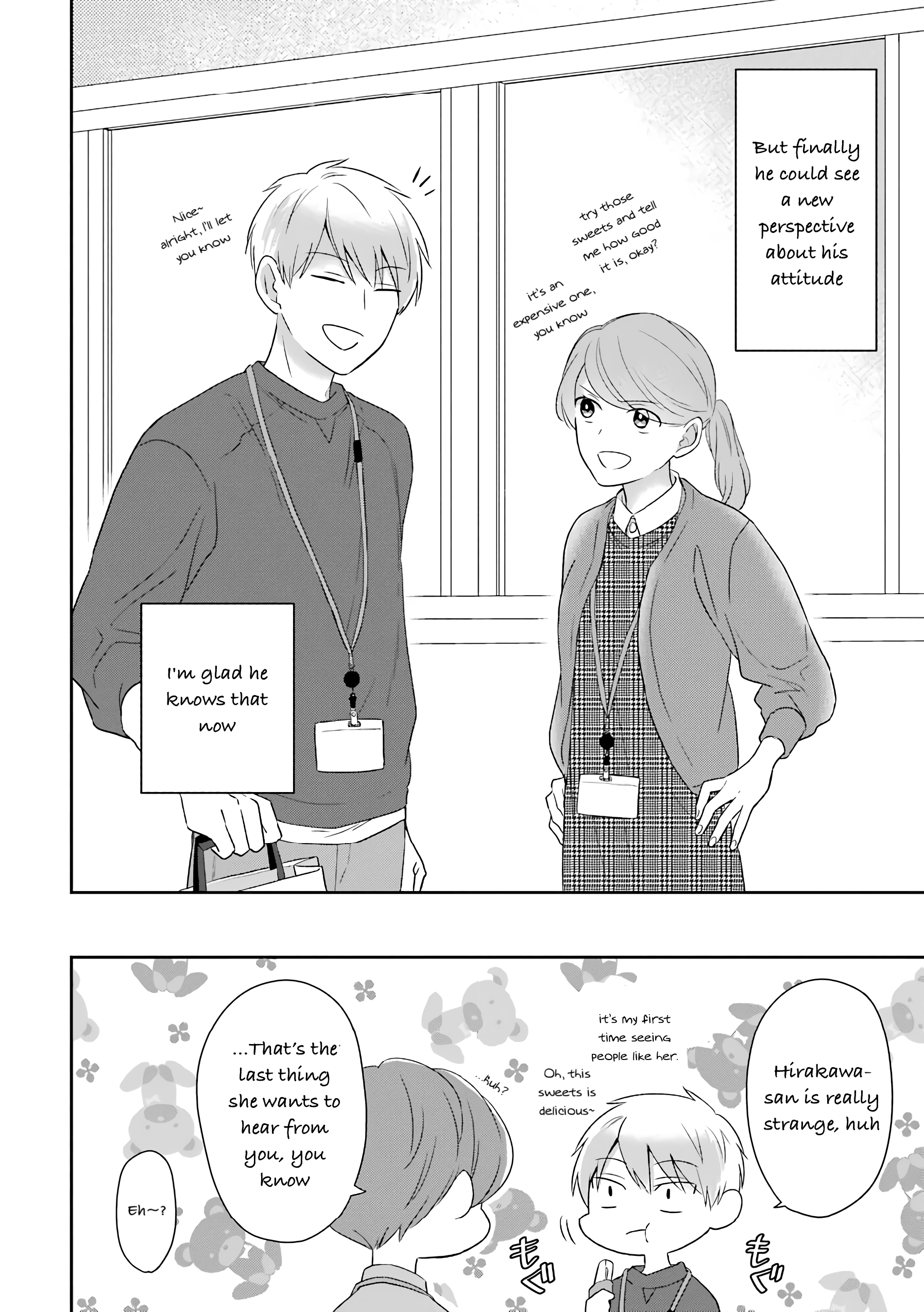 Manga I'm Around Thirty And Finally In Love - Chapter 42 Page 13