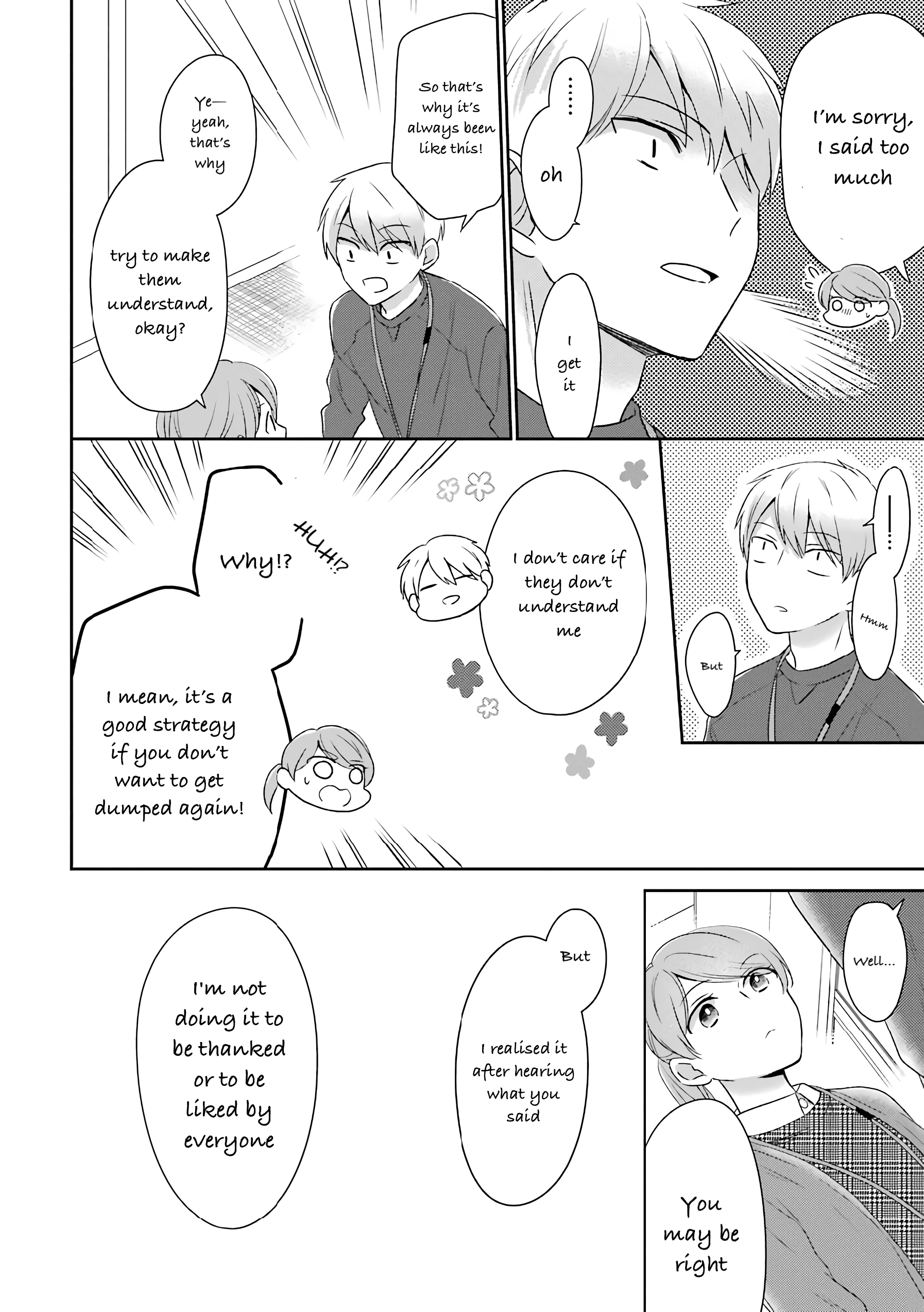 Manga I'm Around Thirty And Finally In Love - Chapter 42 Page 9