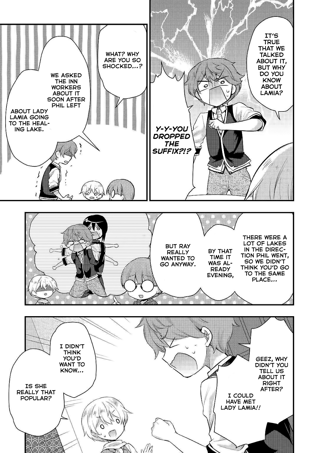 Manga The Reincarnated Prince Wants to Slack Off - Chapter 26 Page 6