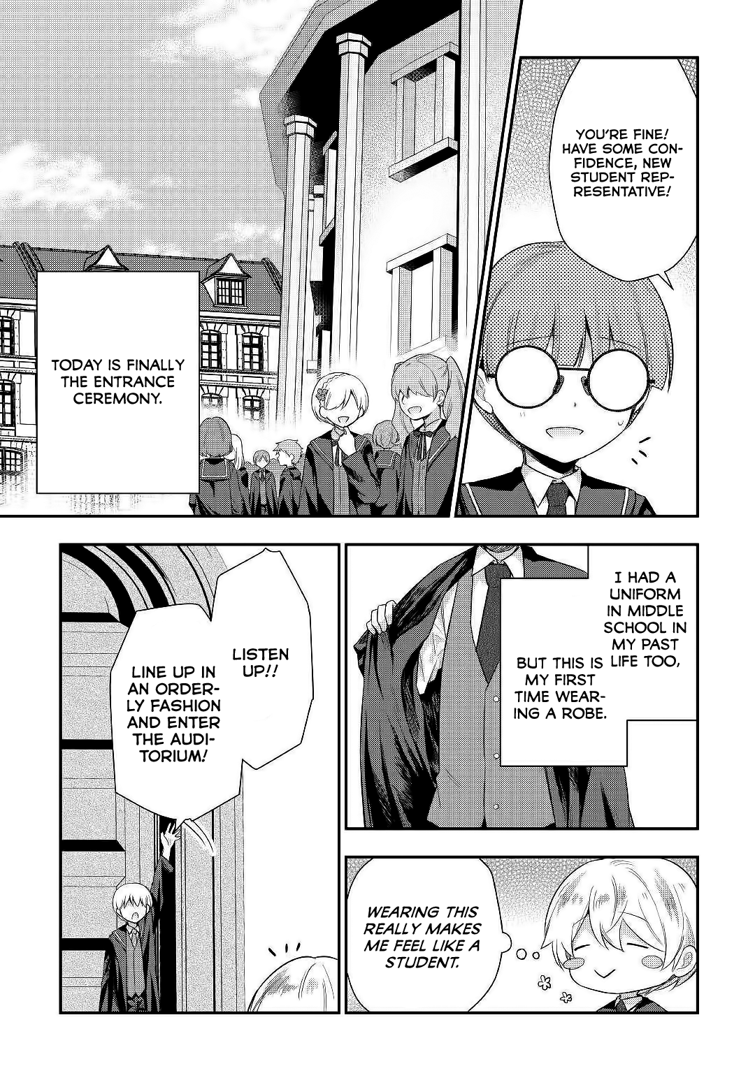 Manga The Reincarnated Prince Wants to Slack Off - Chapter 26 Page 10