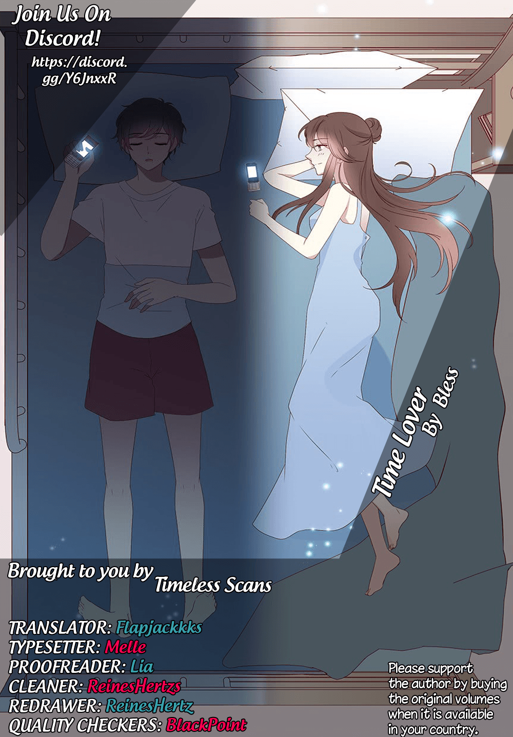 Manga Time Lover - Chapter 148 Page 1