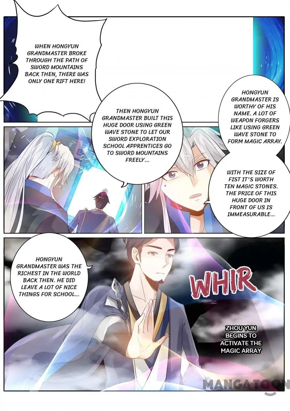 Manga All Heavenly Days - Chapter 124 Page 4