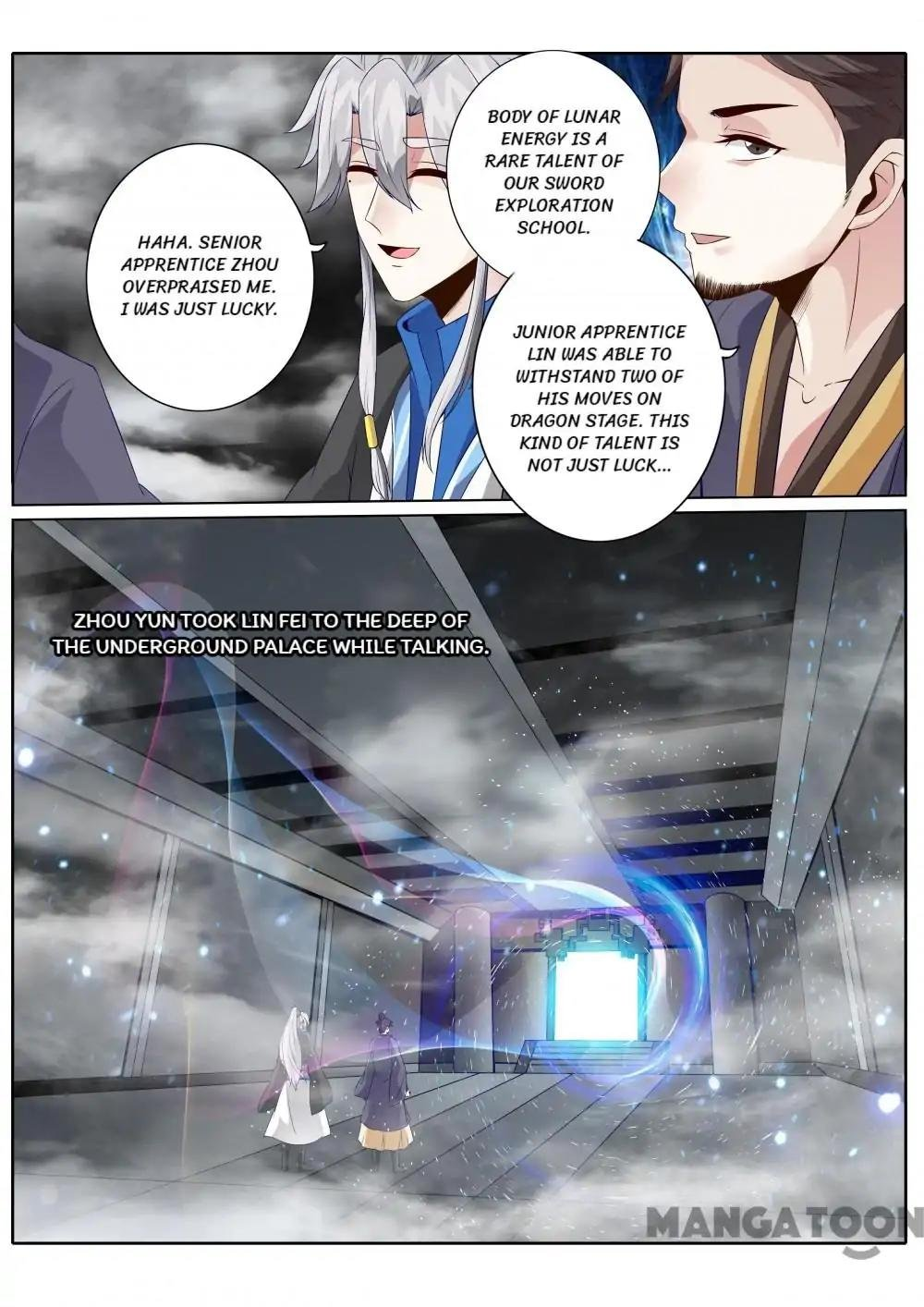 Manga All Heavenly Days - Chapter 124 Page 3