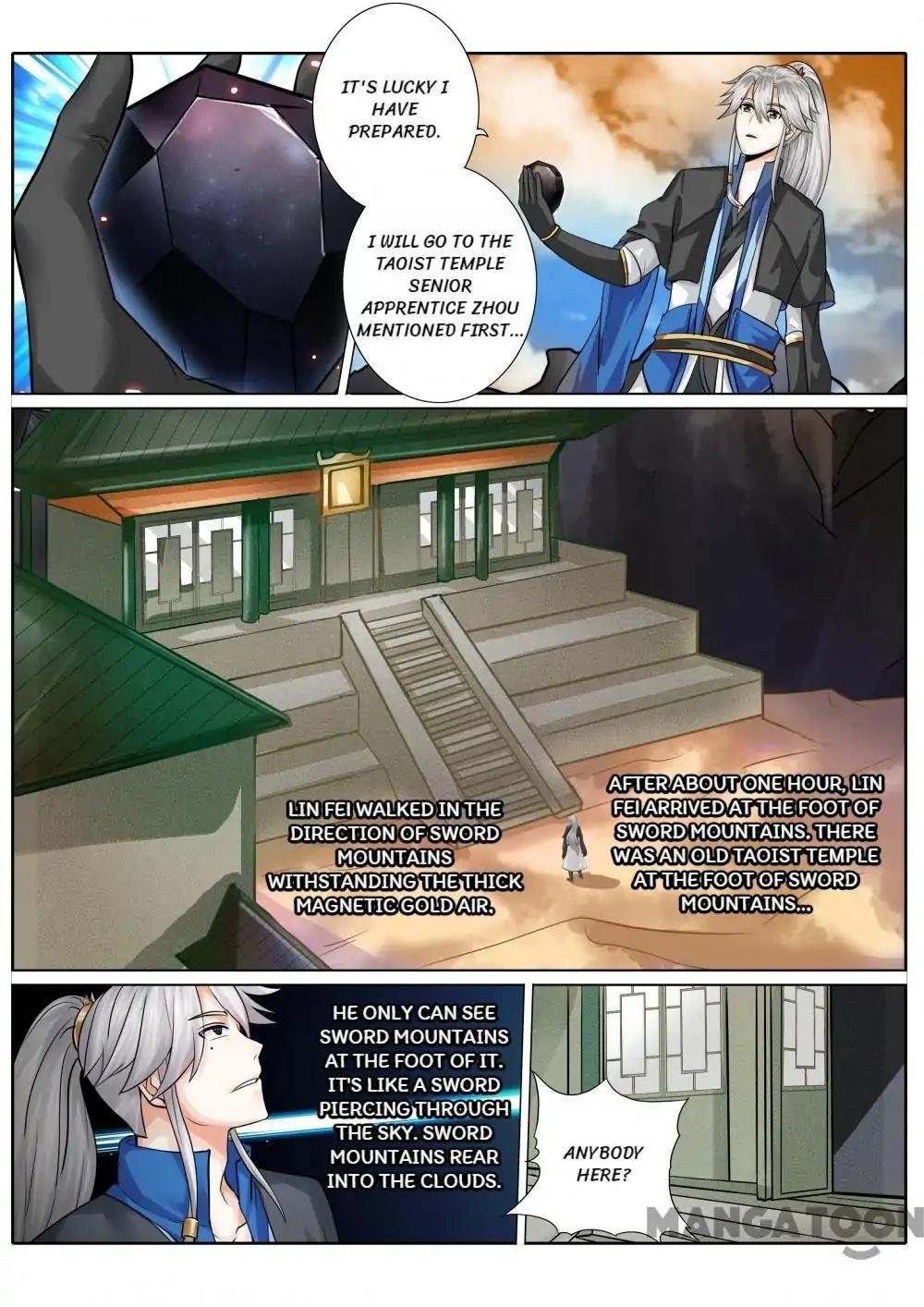 Manga All Heavenly Days - Chapter 124 Page 8