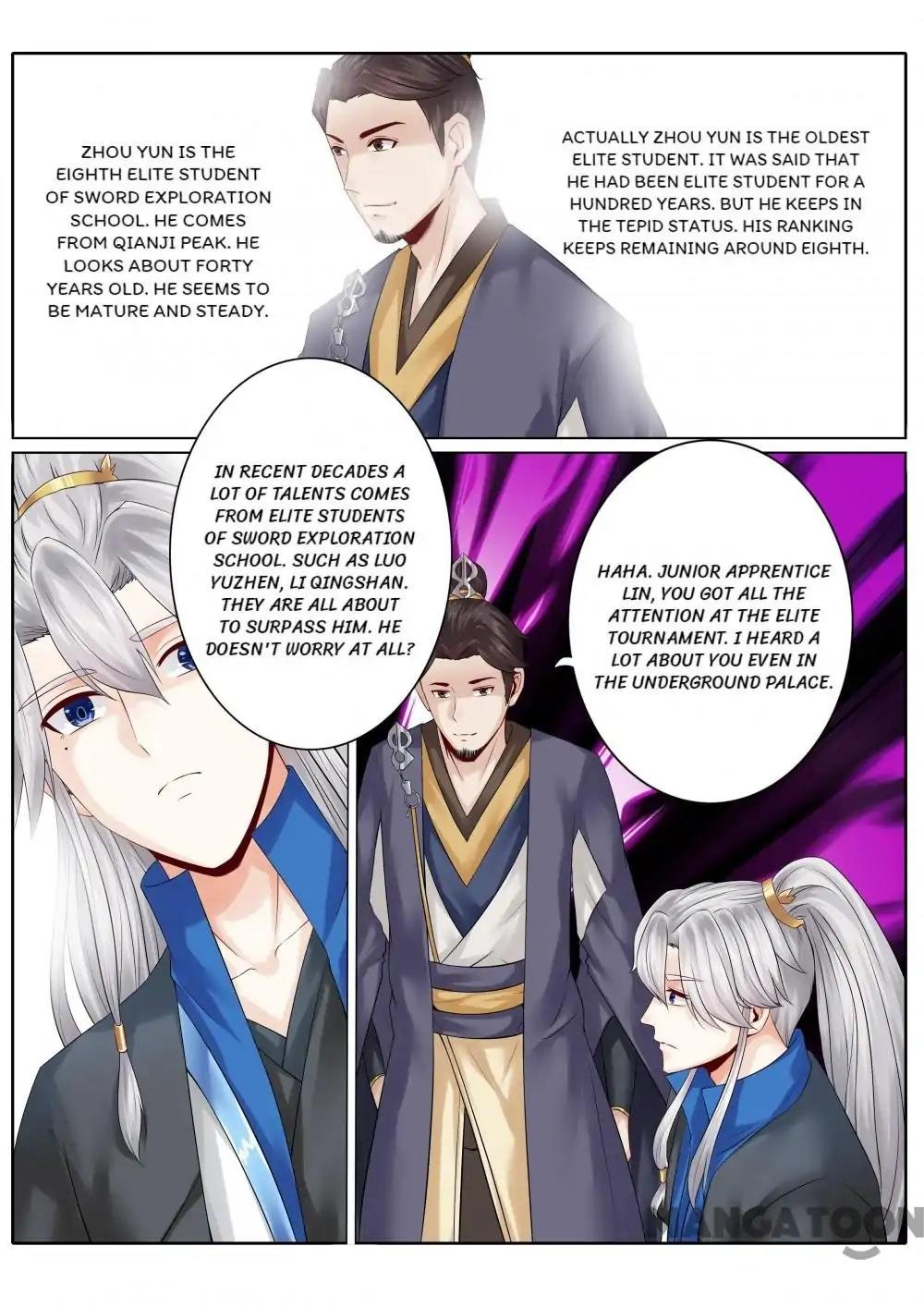Manga All Heavenly Days - Chapter 124 Page 2
