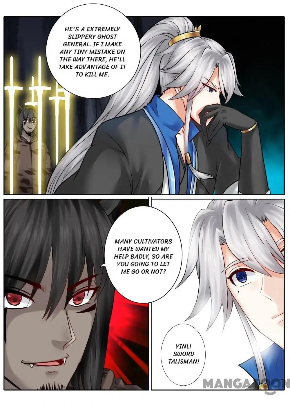 Manga All Heavenly Days - Chapter 130 Page 3
