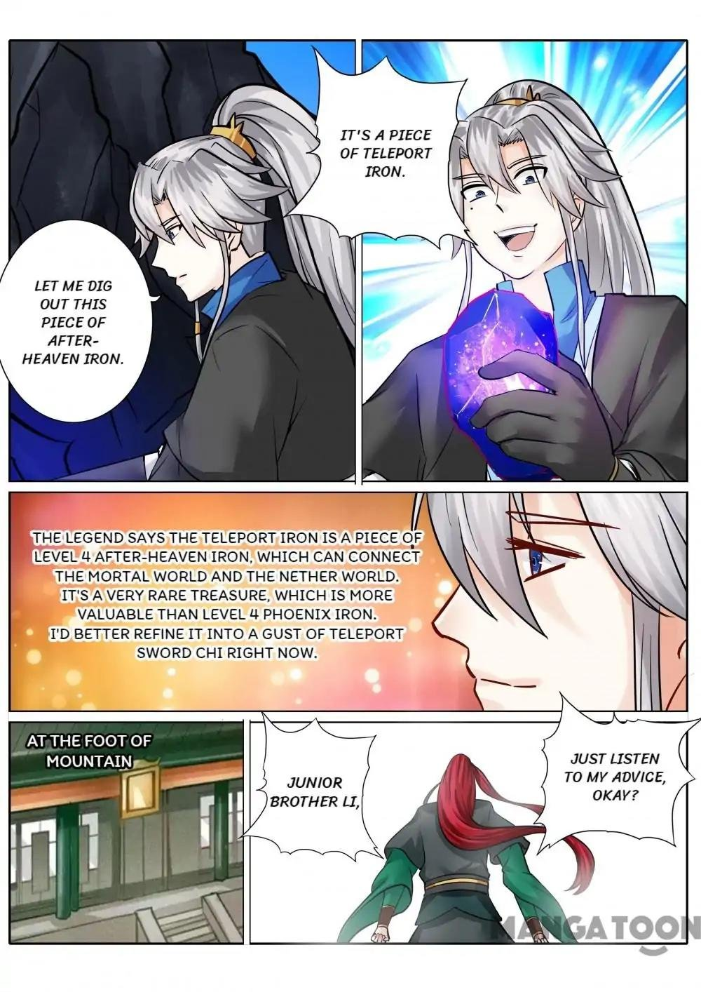 Manga All Heavenly Days - Chapter 130 Page 8