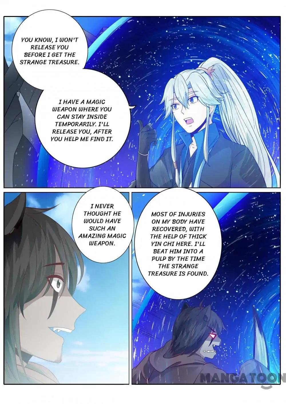 Manga All Heavenly Days - Chapter 130 Page 6