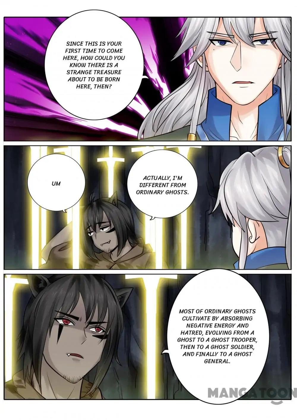 Manga All Heavenly Days - Chapter 129 Page 7