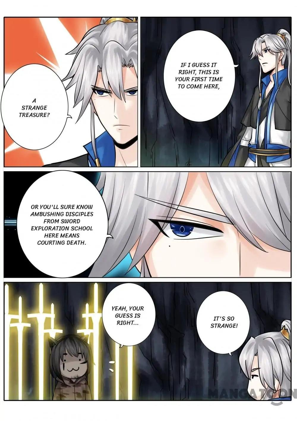 Manga All Heavenly Days - Chapter 129 Page 6