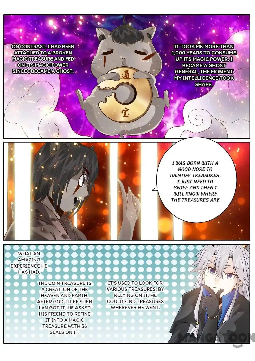 Manga All Heavenly Days - Chapter 129 Page 8